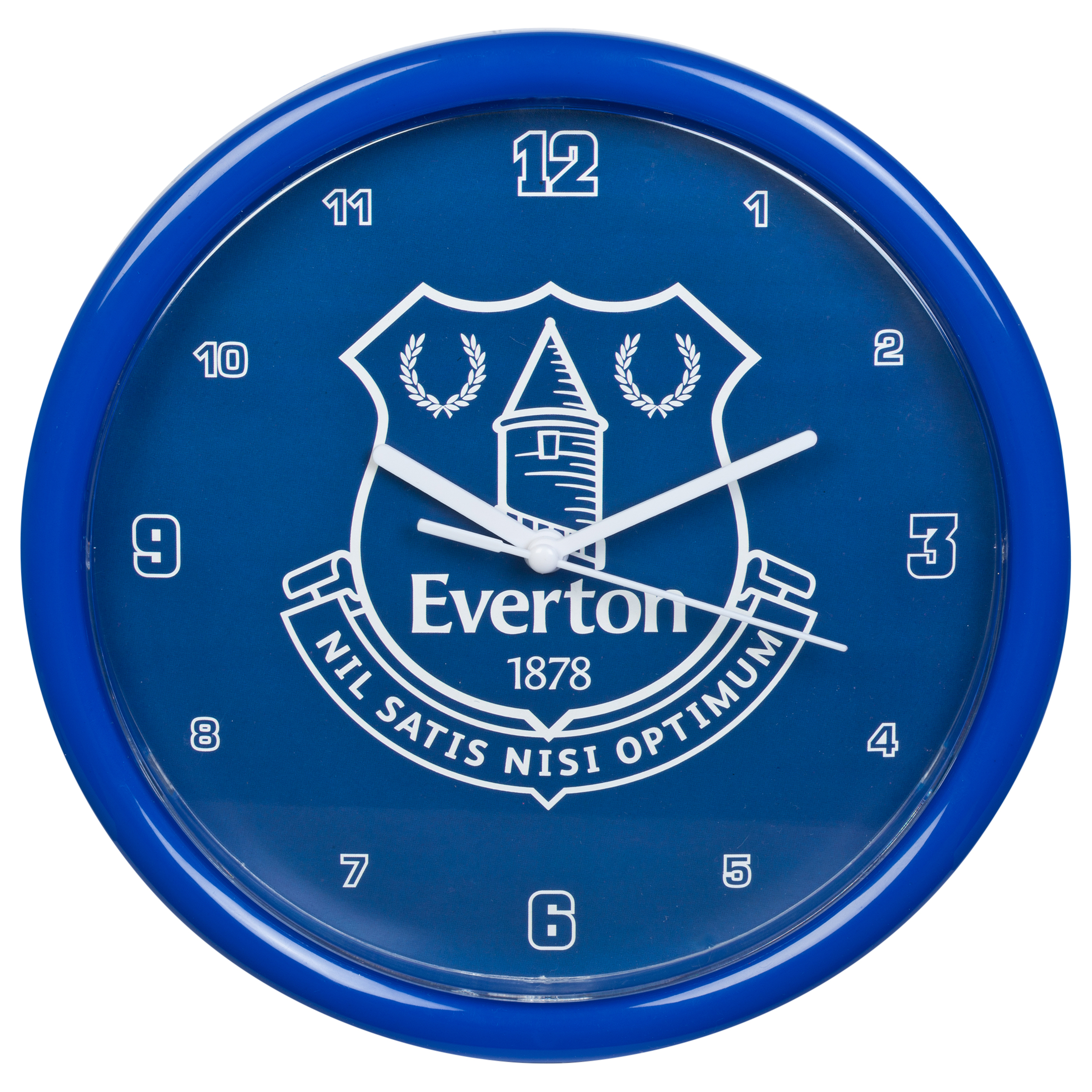 Everton Crest Wall Clock