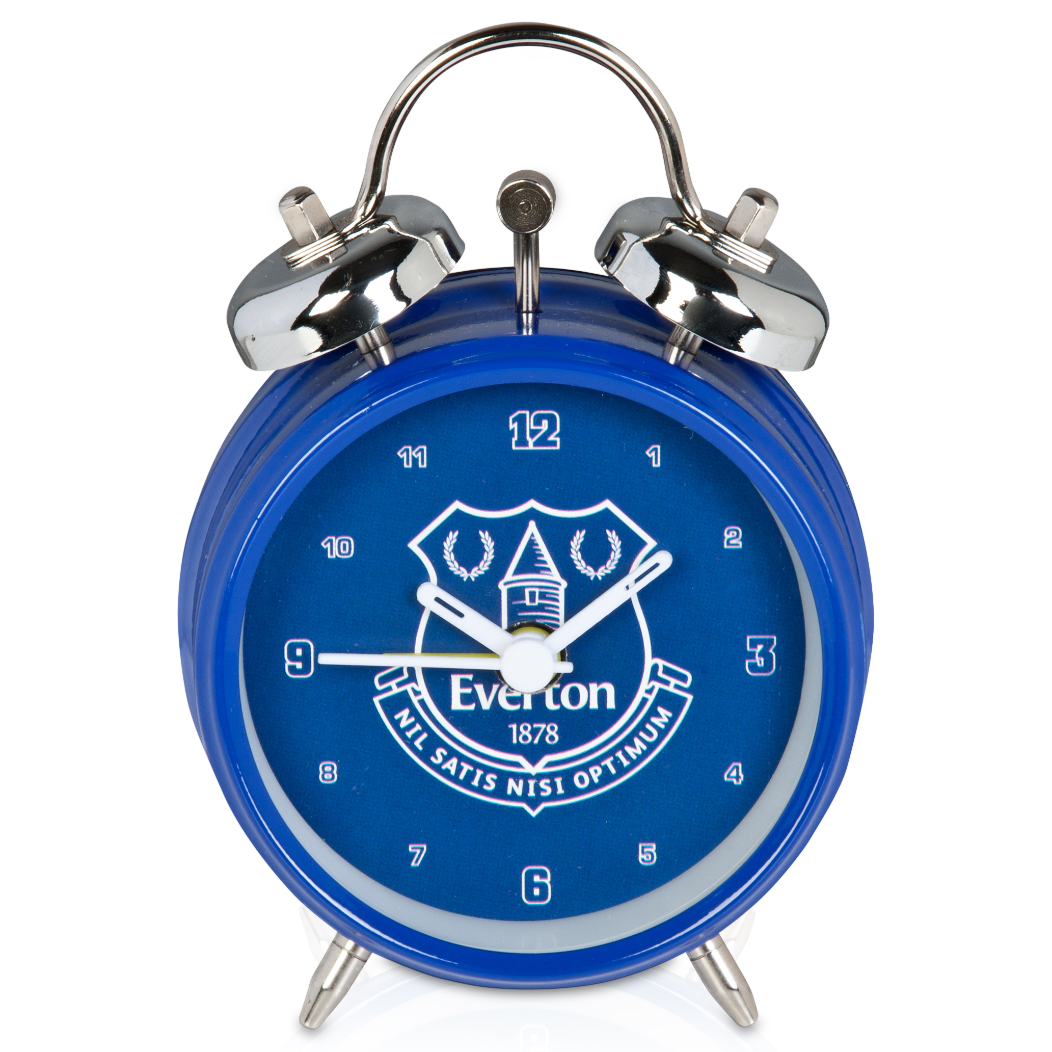 Everton Bell Alarm Clock