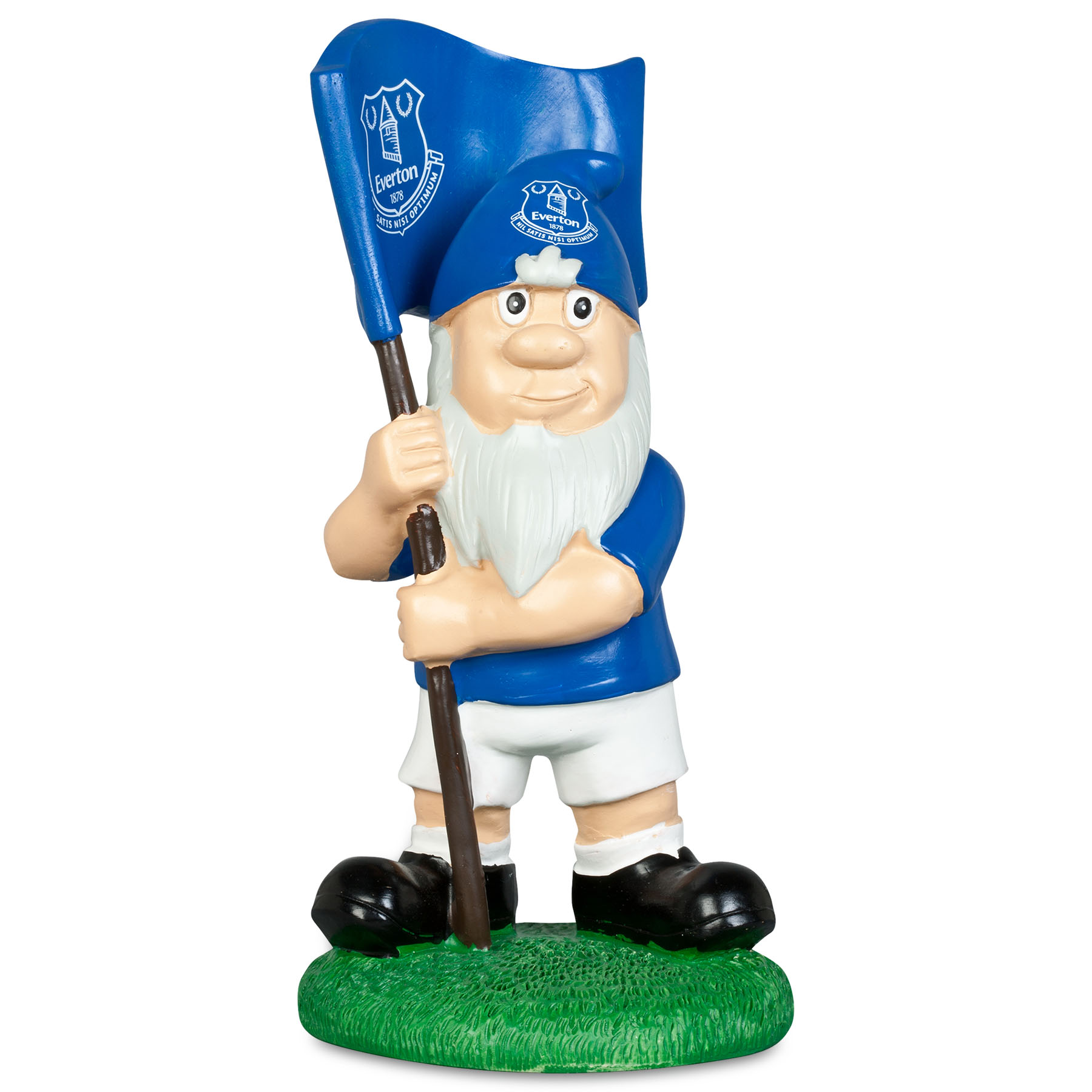 Everton Flag Gnome