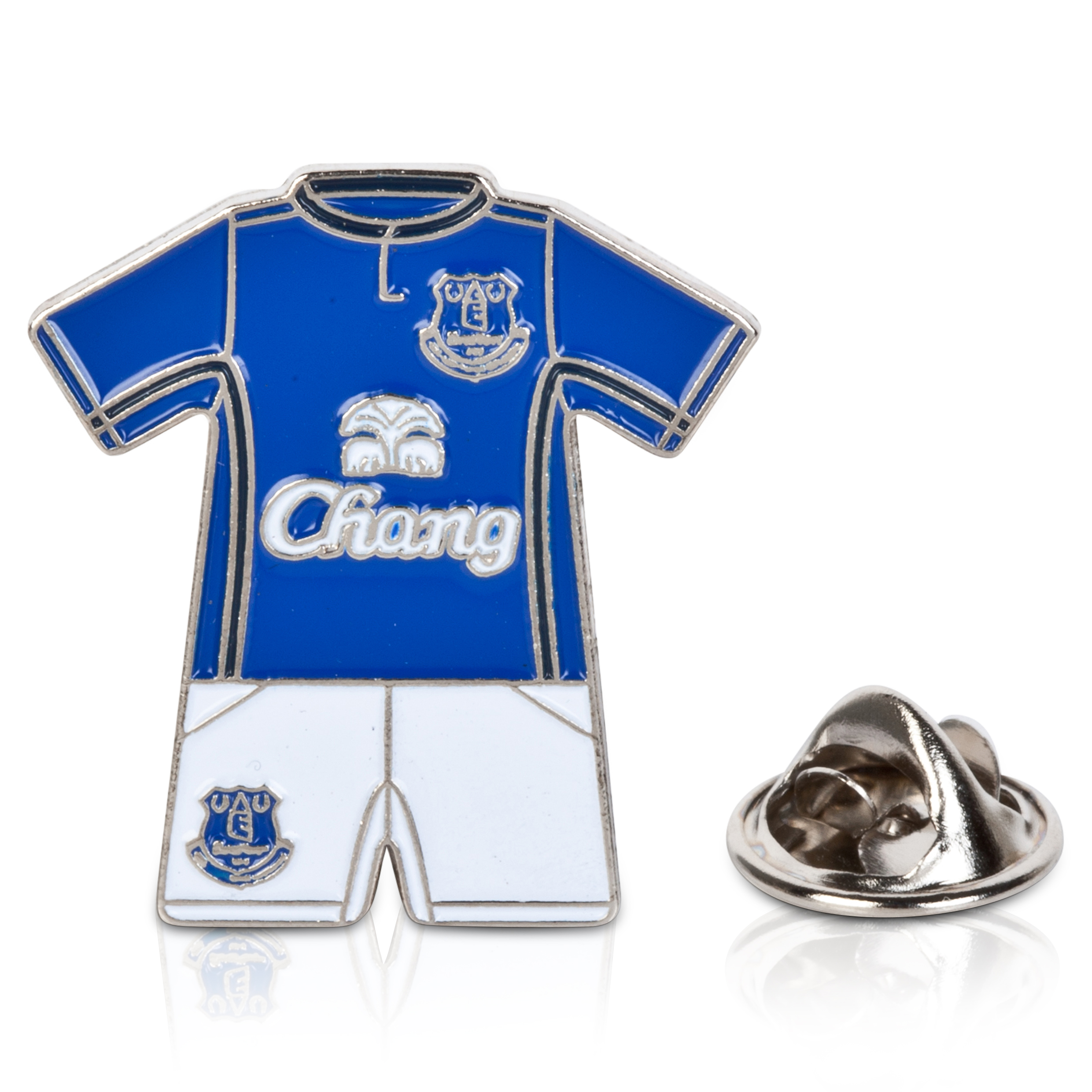 Everton Home Kit Badge 14/15