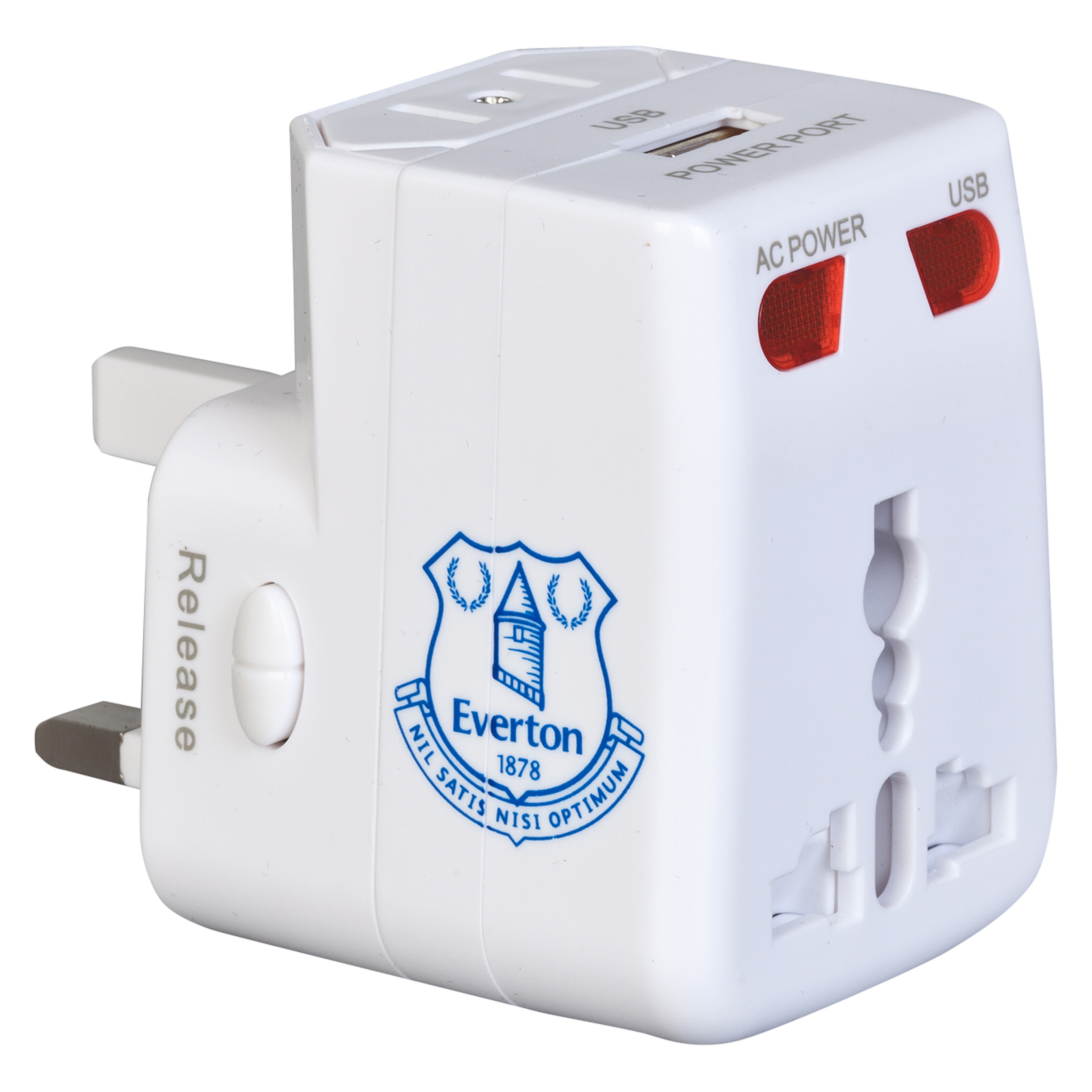 Everton USB Adaptor Plug