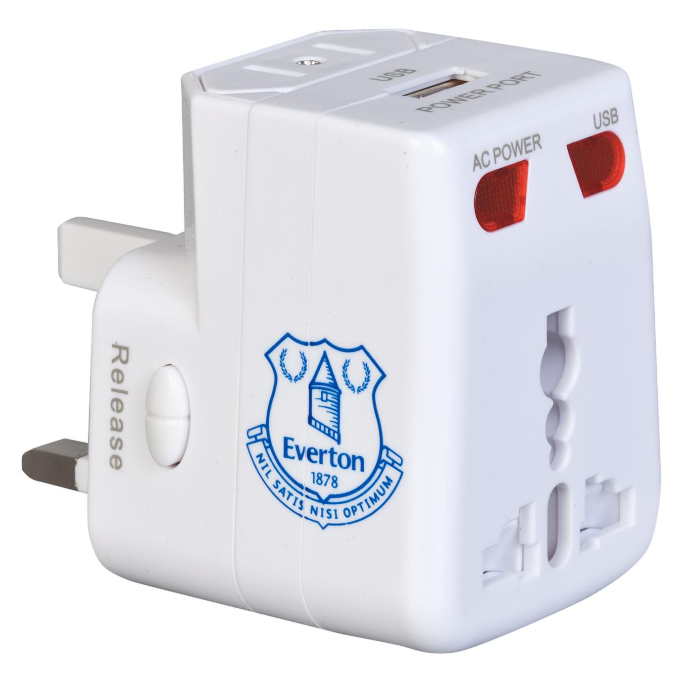 Everton USB Adabptor Plug