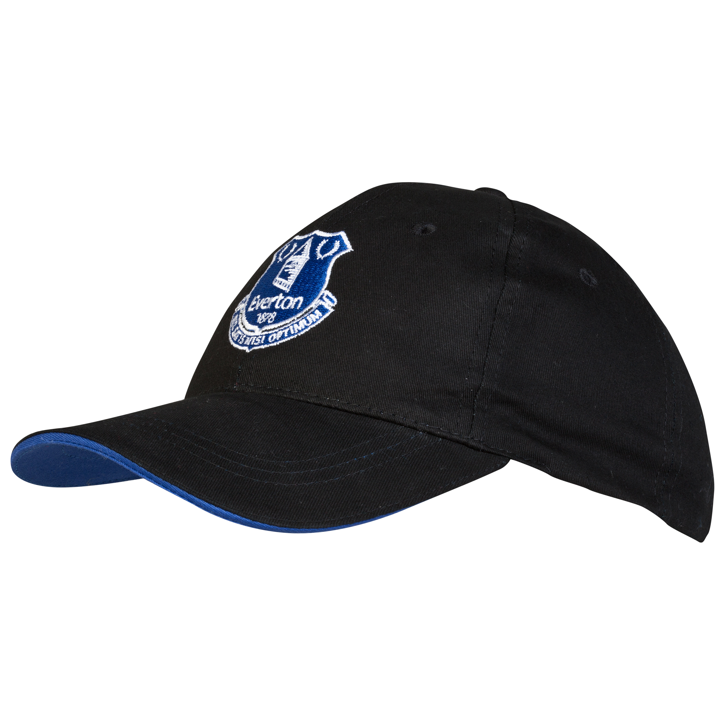 Everton Core Cap Black