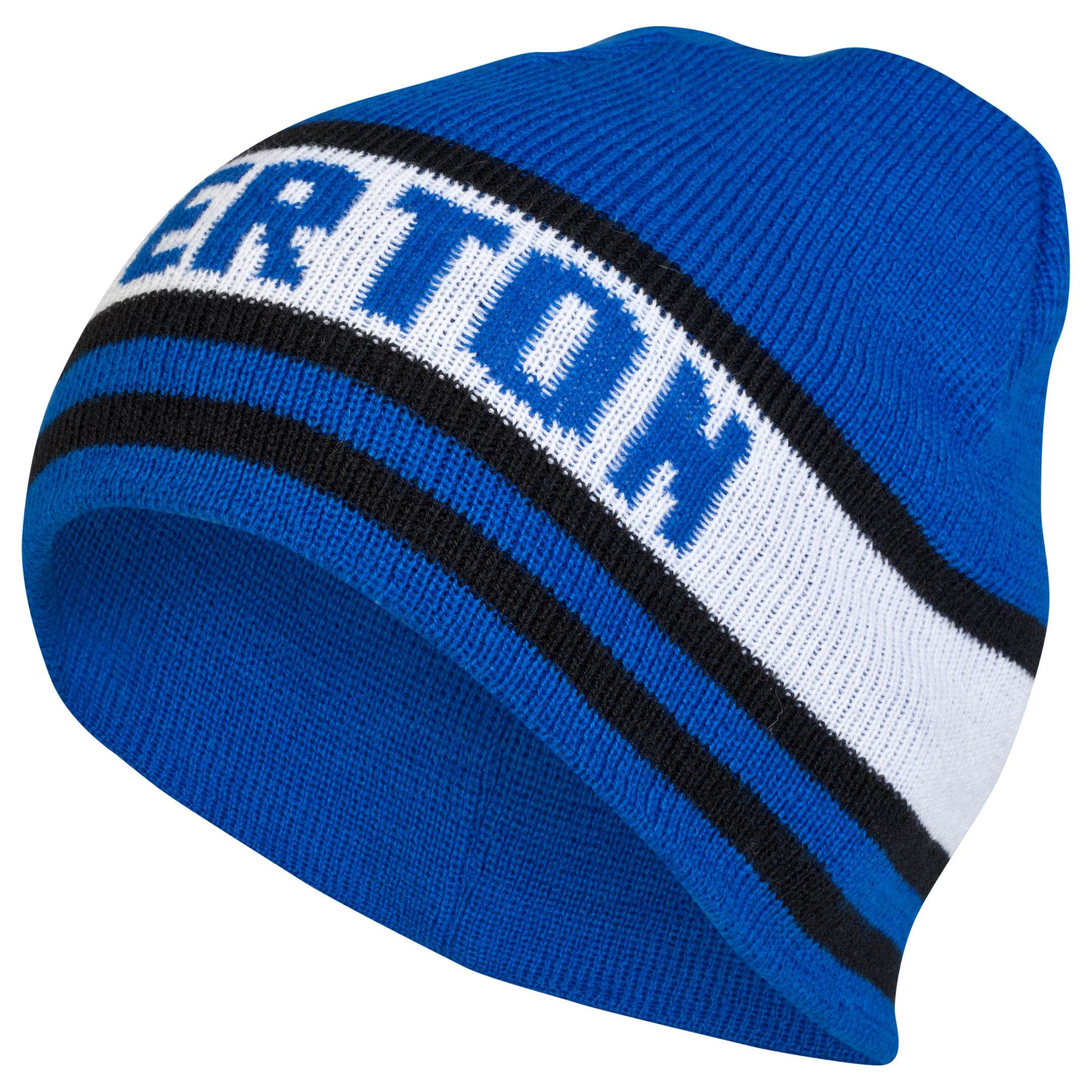 Everton Core Beanie Royal Blue