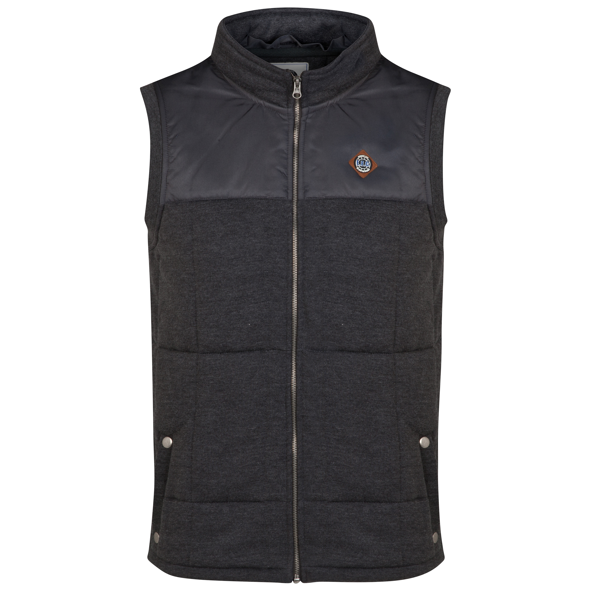 Everton Gilet - Charcoal - Mens