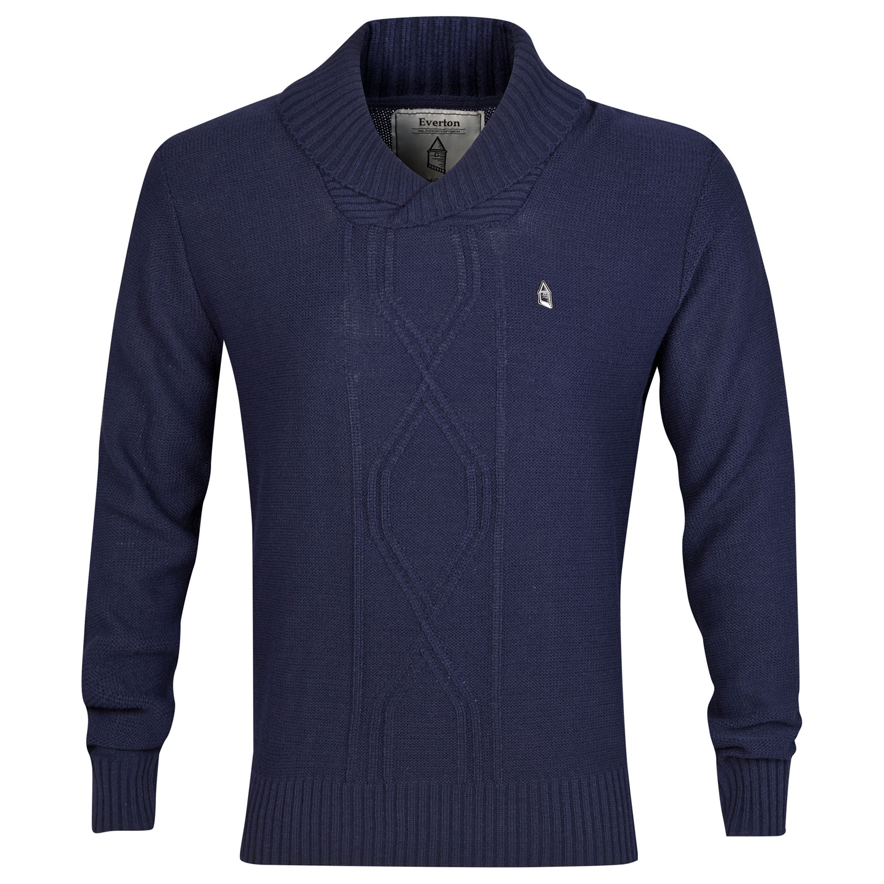 Everton Jumper - Navy - Mens