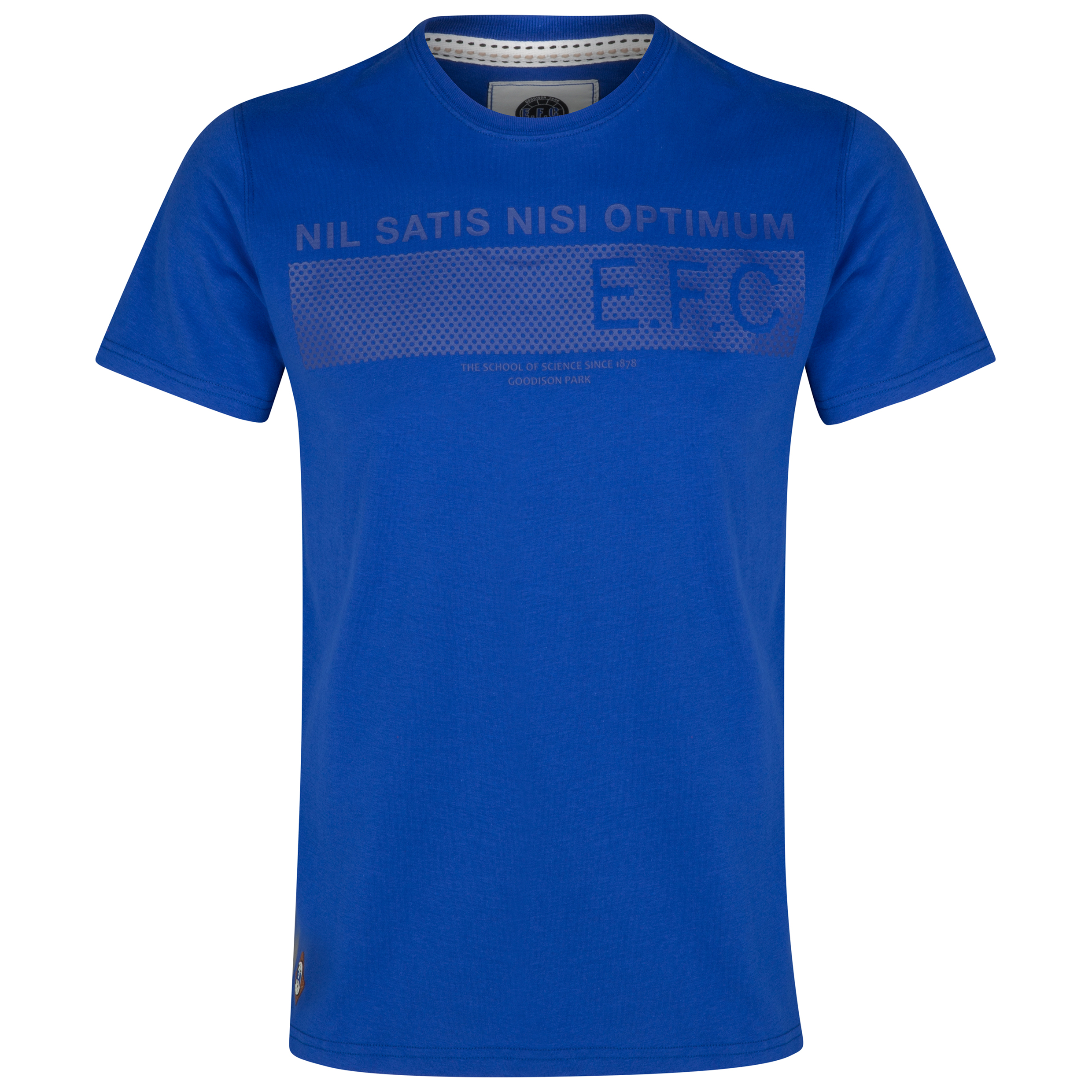 Everton T-Shirt- Everton Blue - Older Boys