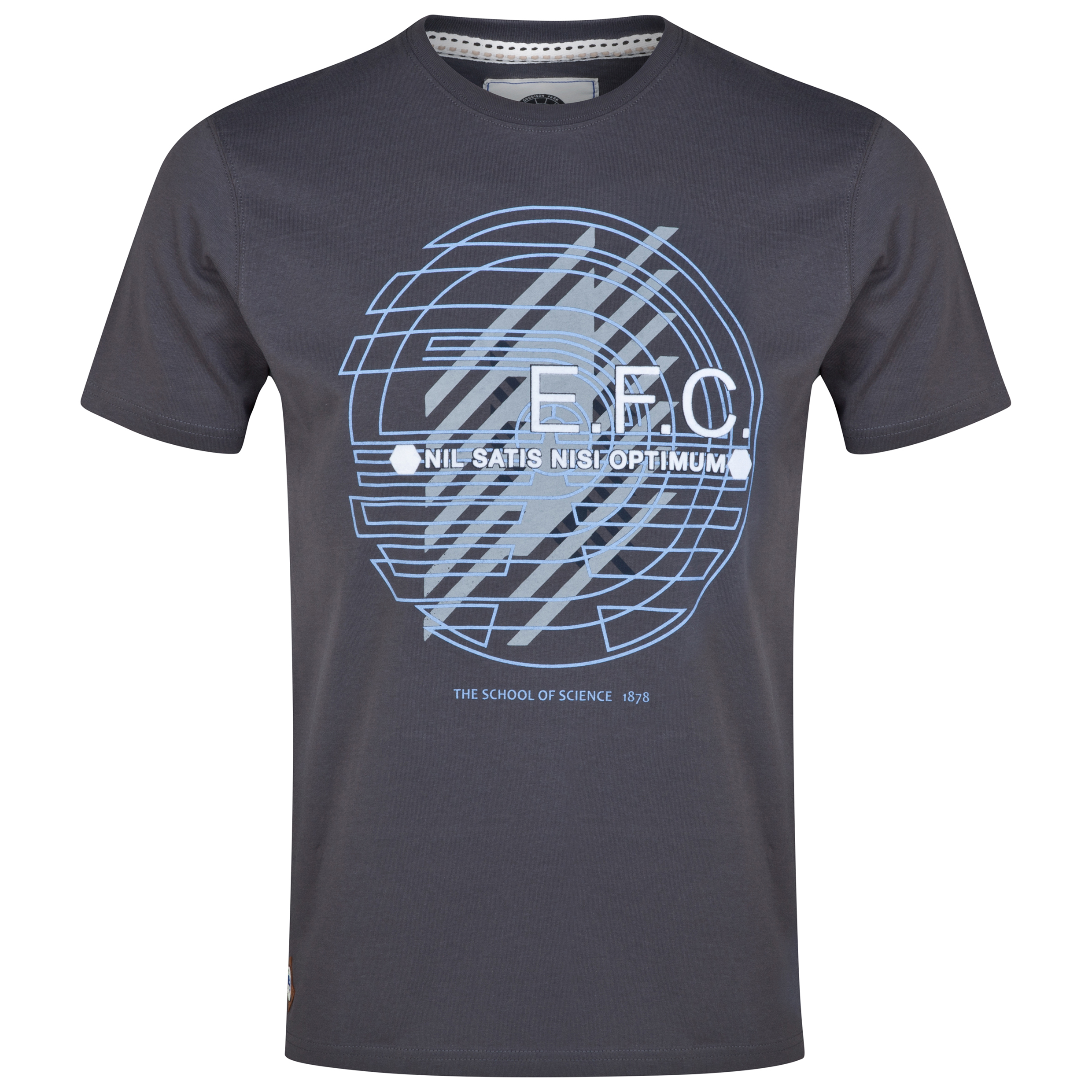 Everton T-Shirt - Charcoal - Mens