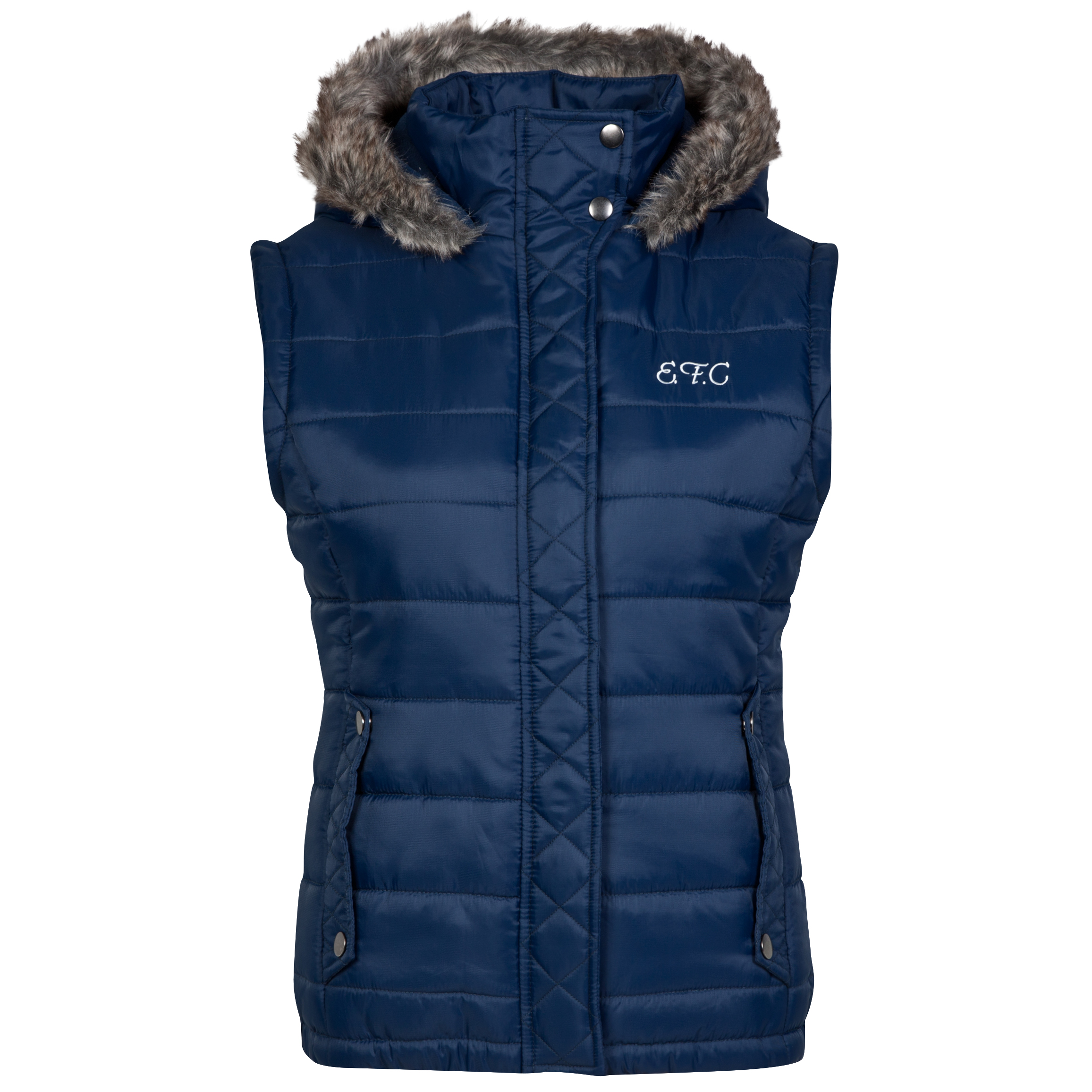 Everton Gilet - Navy - Womens