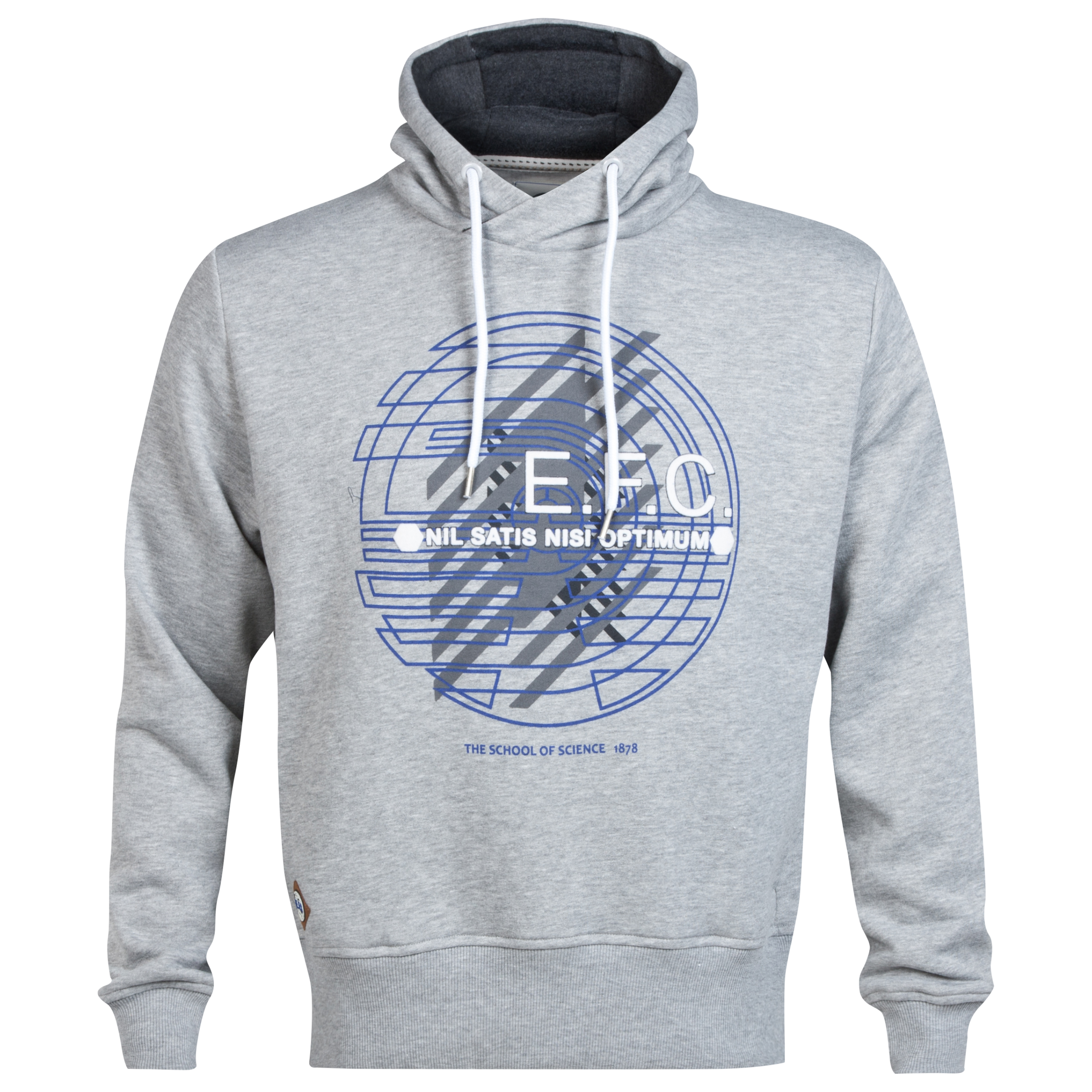 Everton Hoodie - Grey - Older Boys
