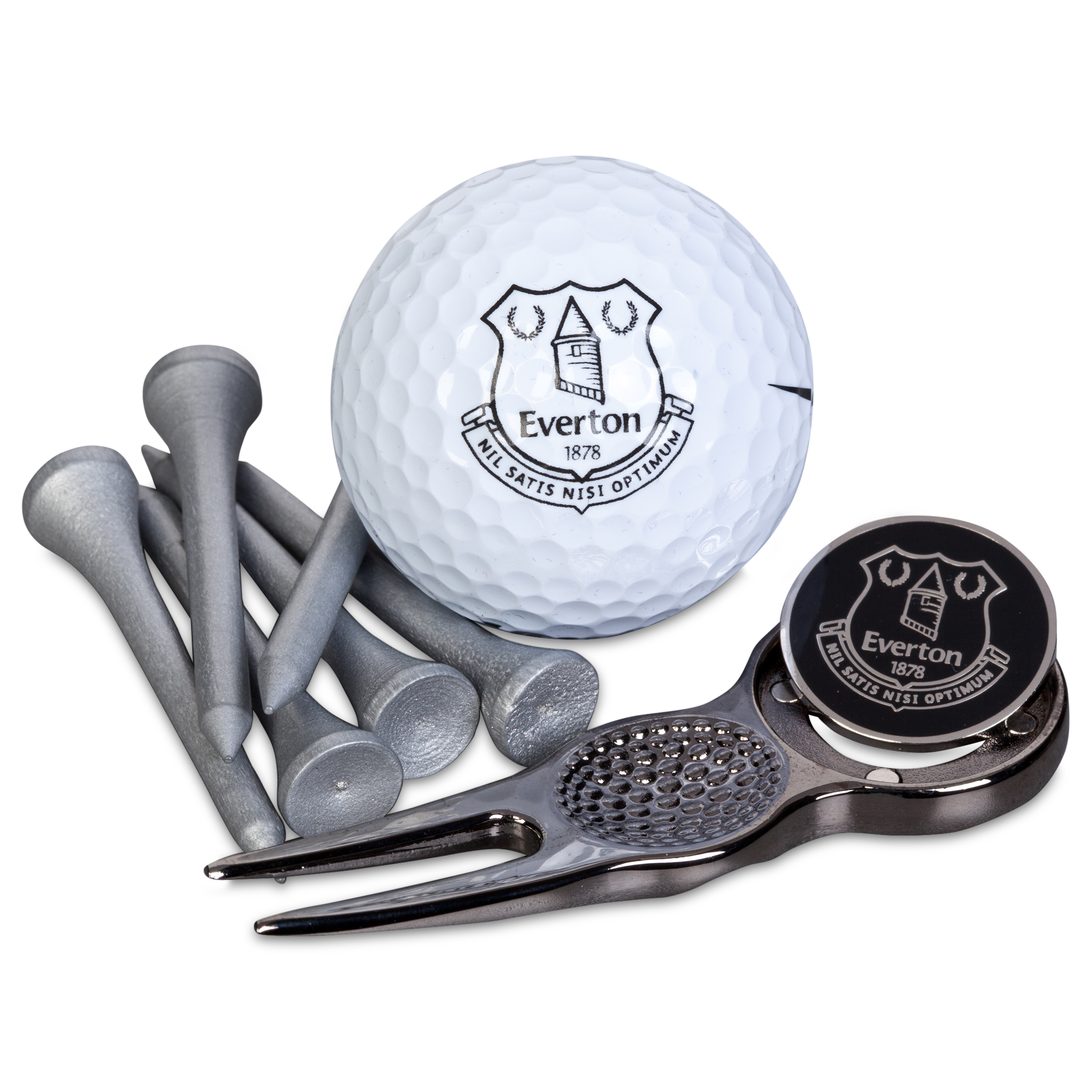 Everton Golf Gift Tube