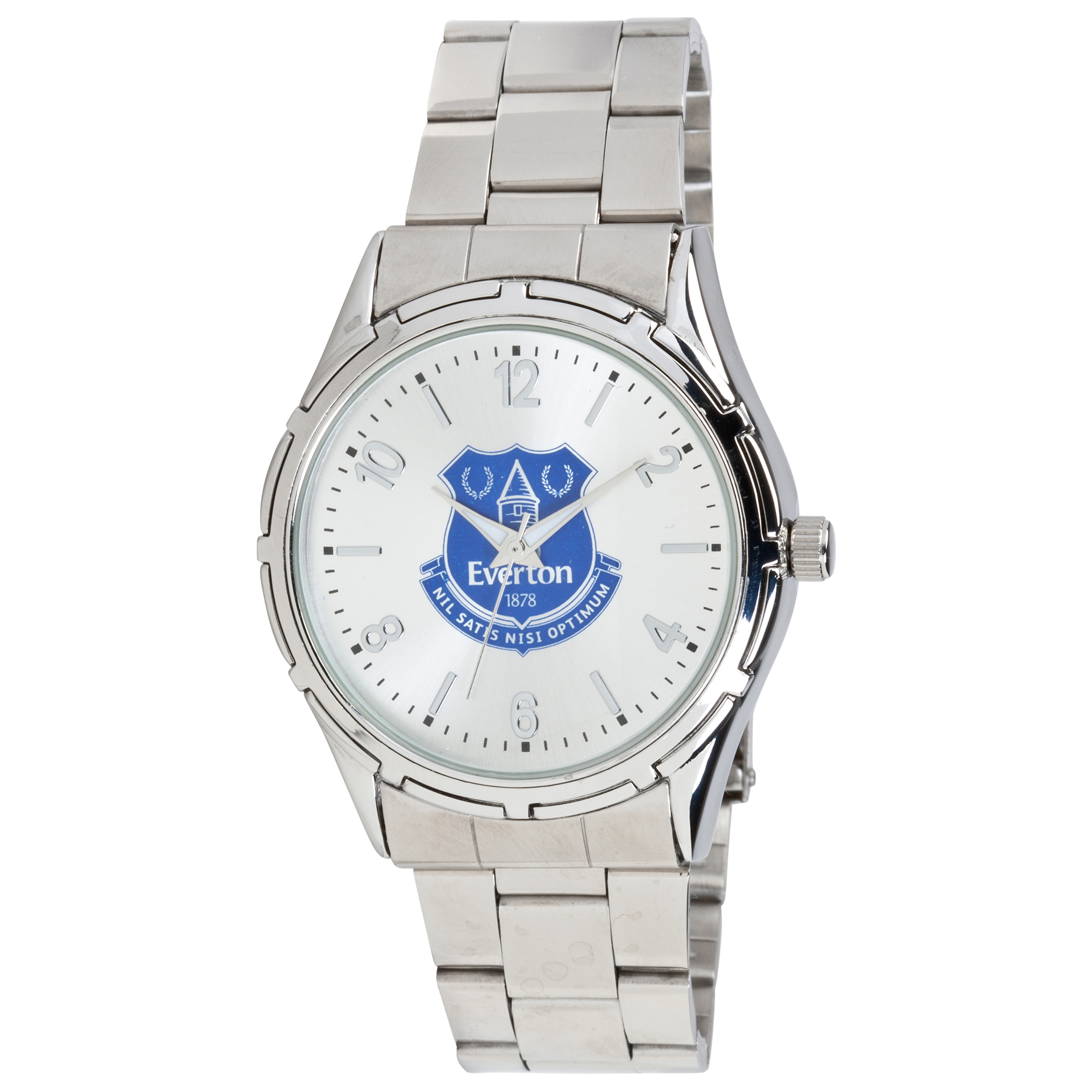 Everton Mens Steel Bracelet Watch