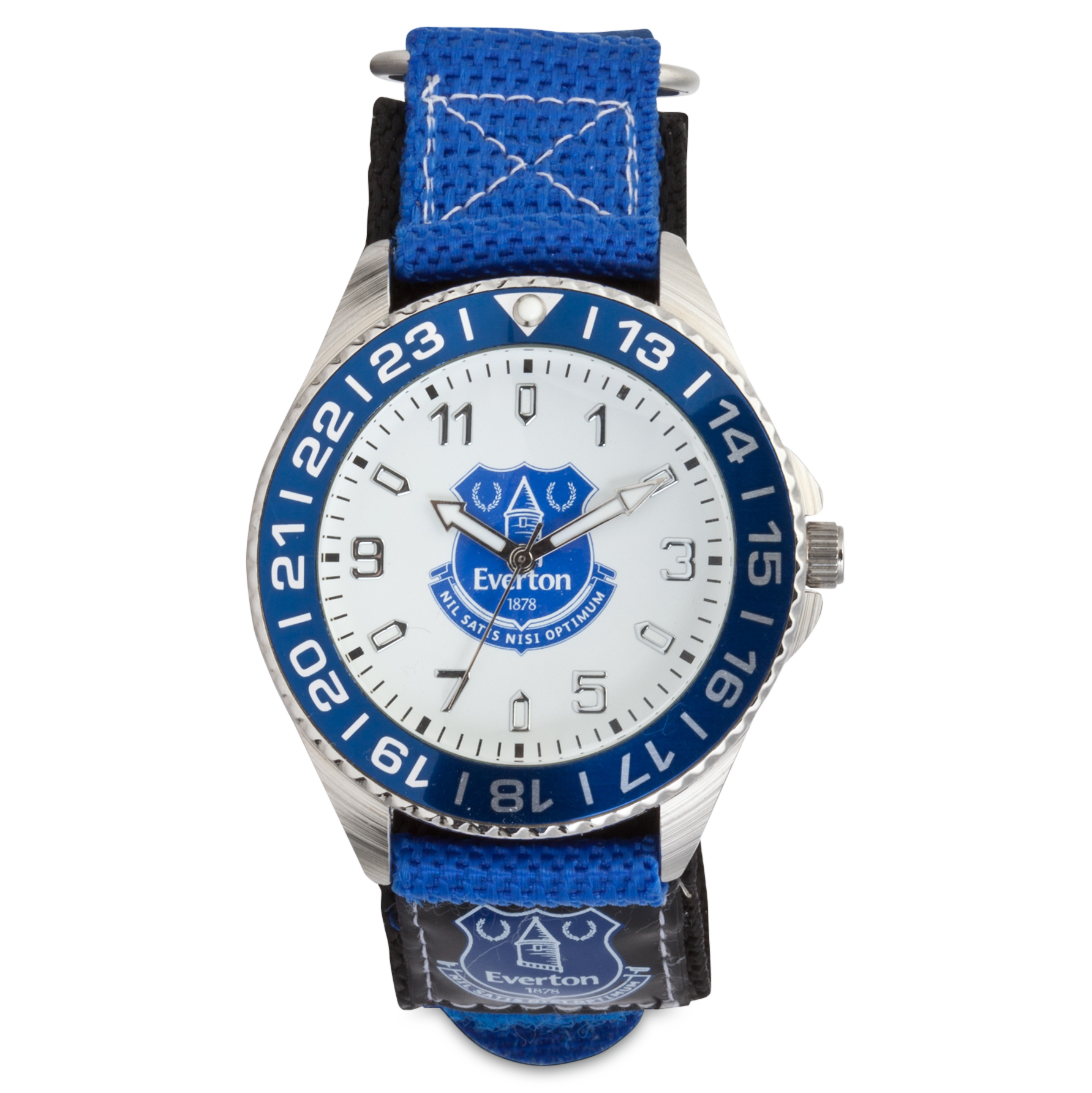 Everton Mens Velco Watch