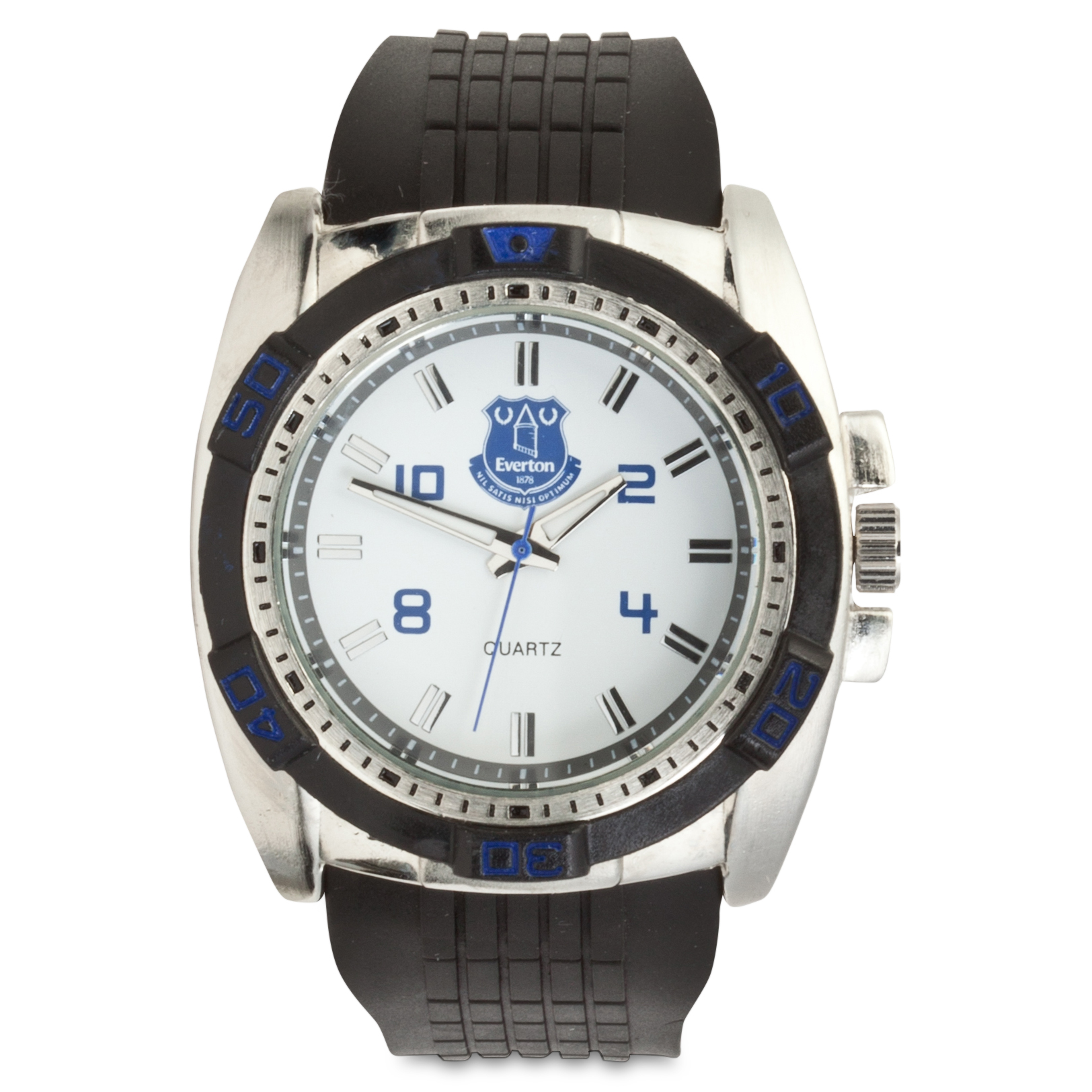 Everton Mens Rubber Watch