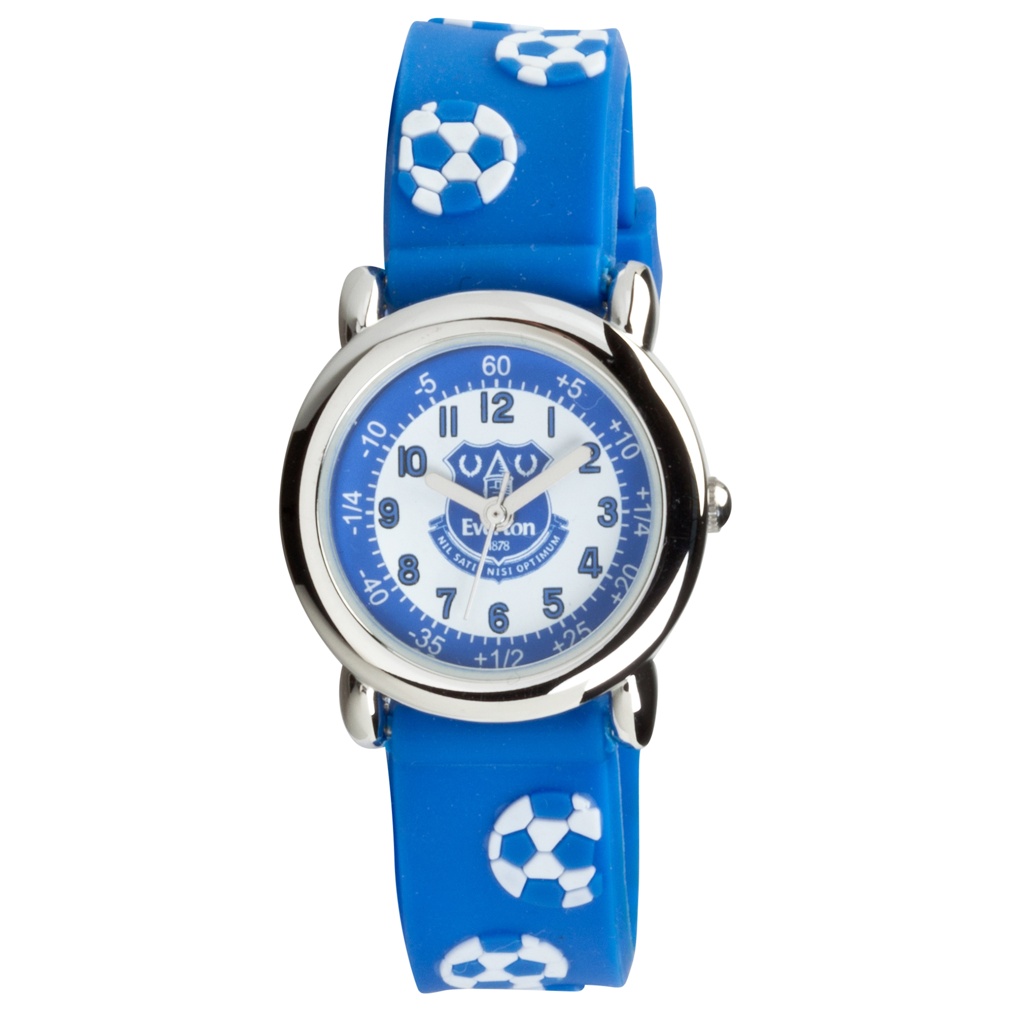 Everton Kids Plastic Watch