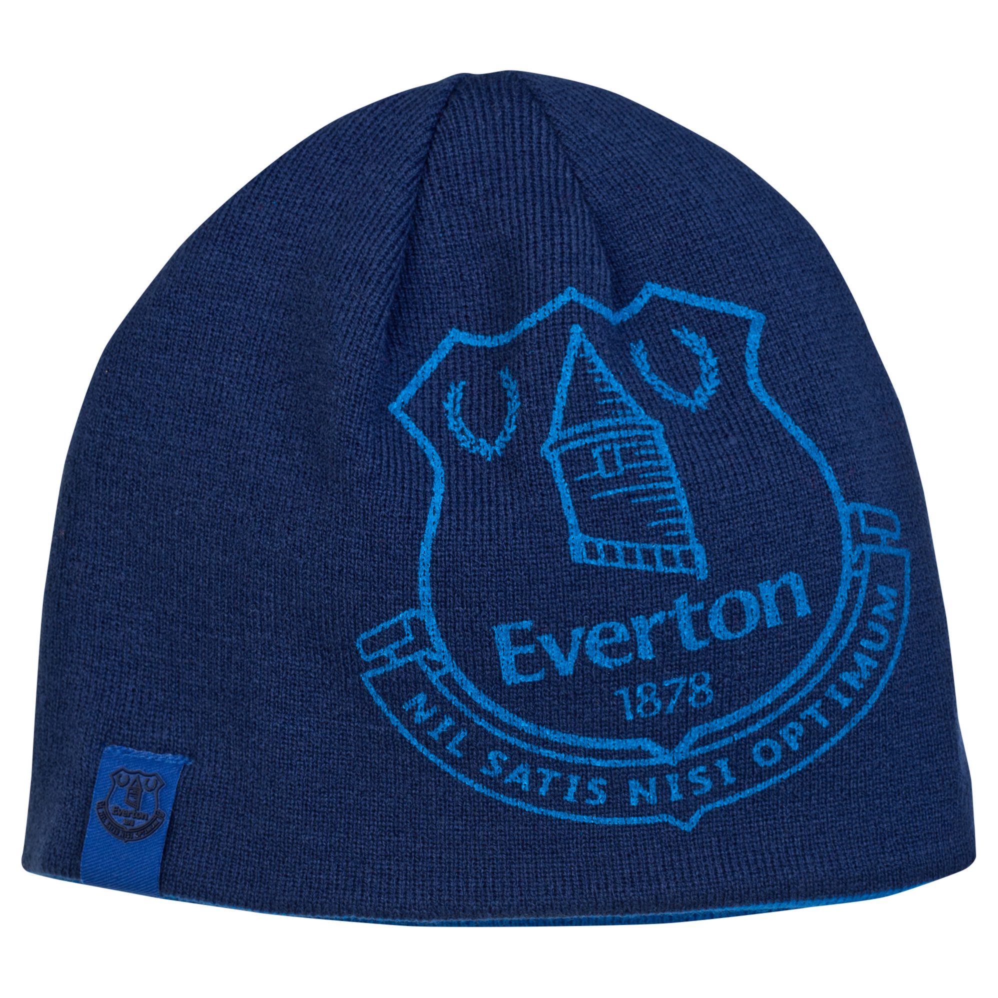 Everton Reverse Hat - Royal Blue/Navy - Adult