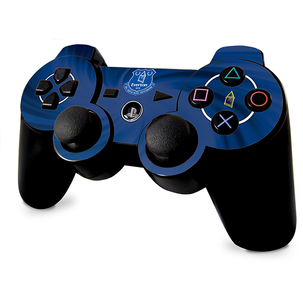 Everton PS3 Controller Skin