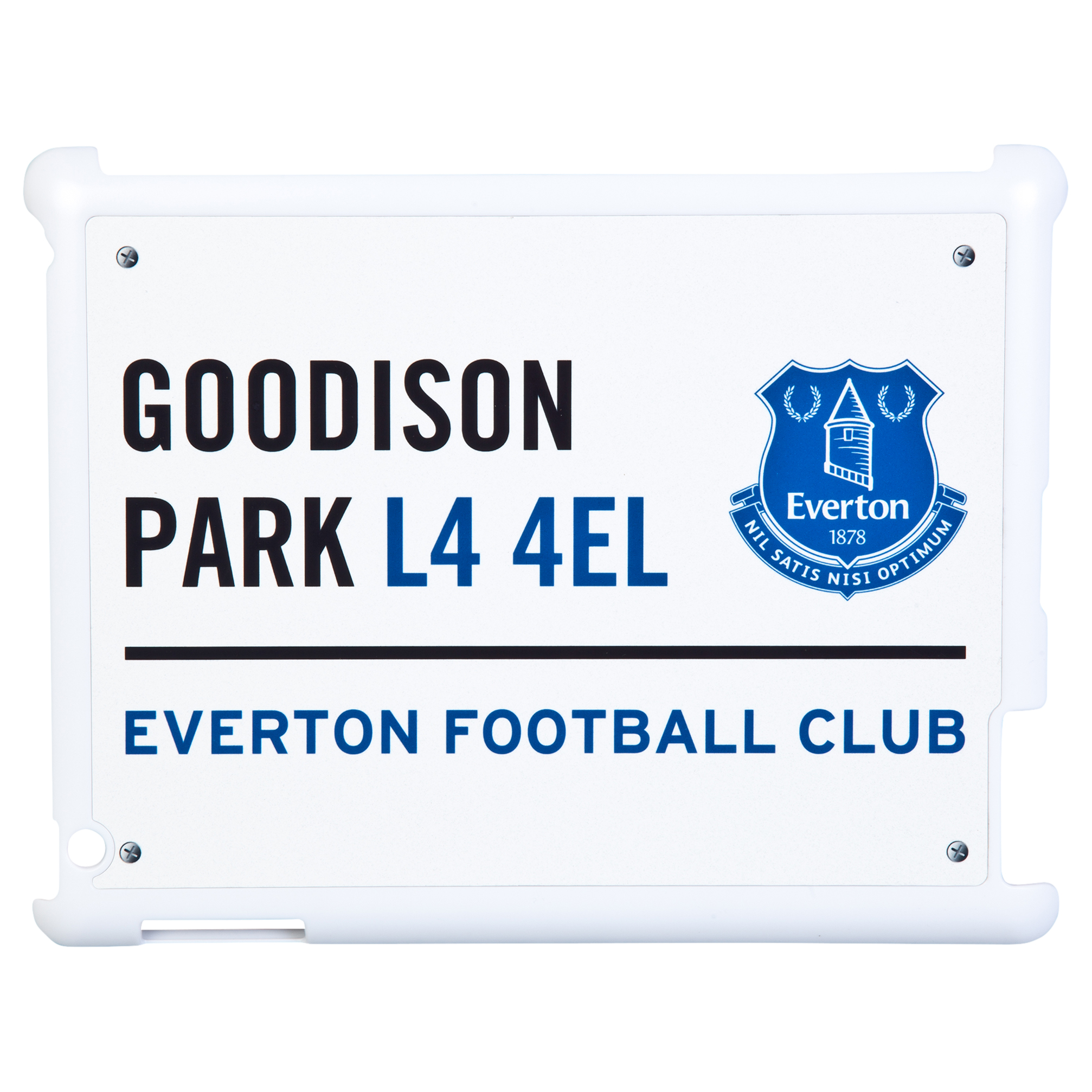 Everton I Pad Cover