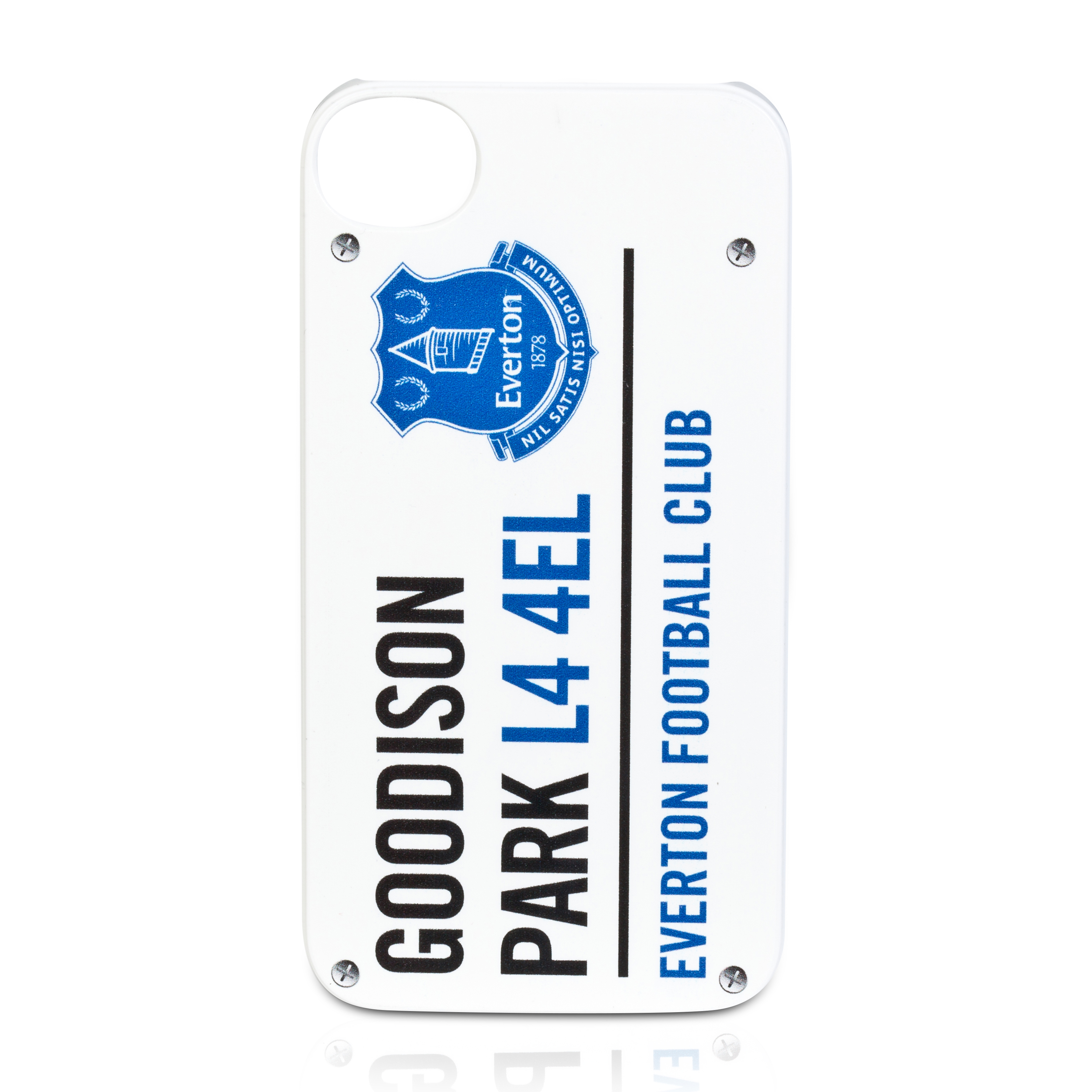 Everton Iphone 4 Hard Case Cover