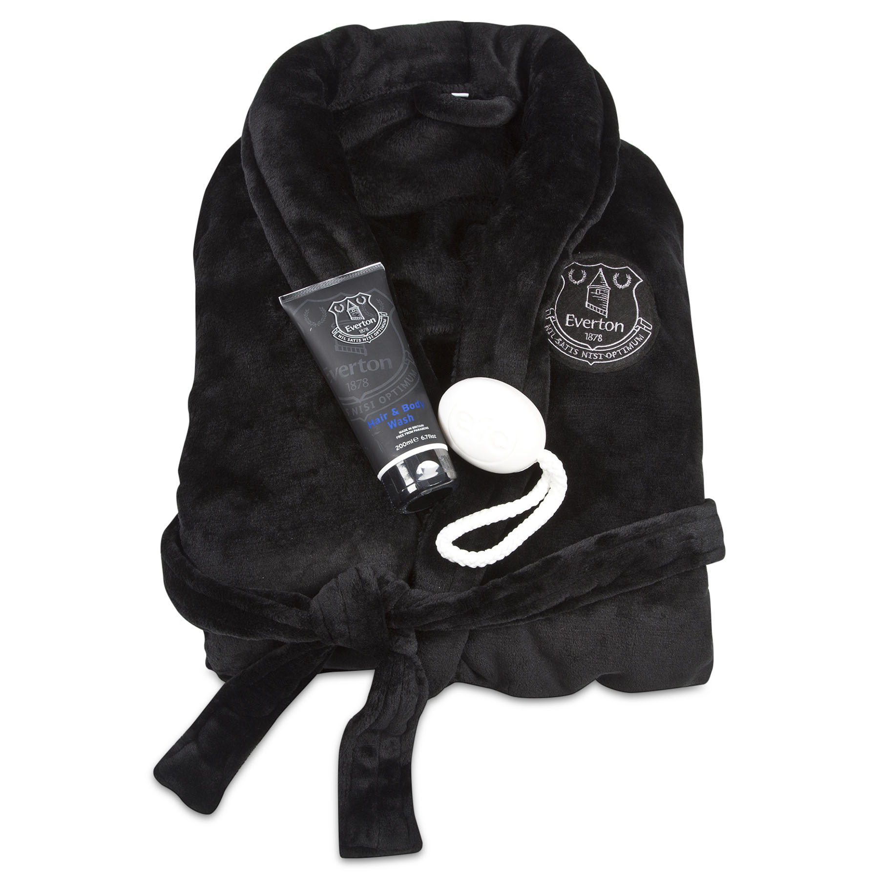 Everton Luxury Bathrobe Set
