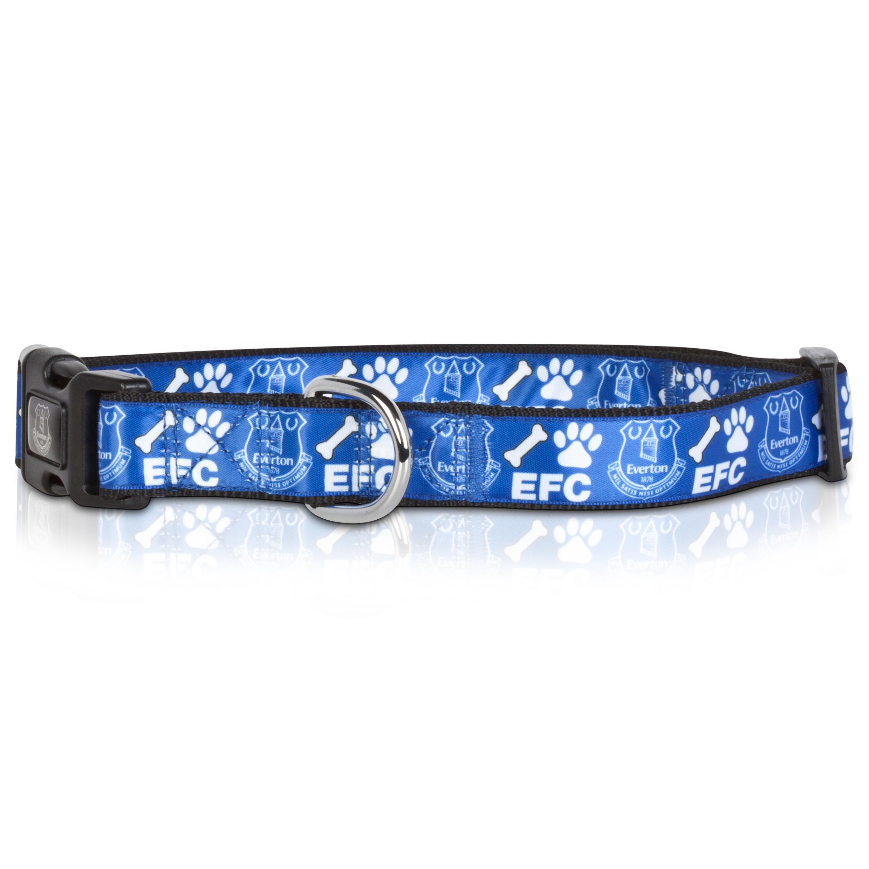 Image of Everton Dog Collar Small