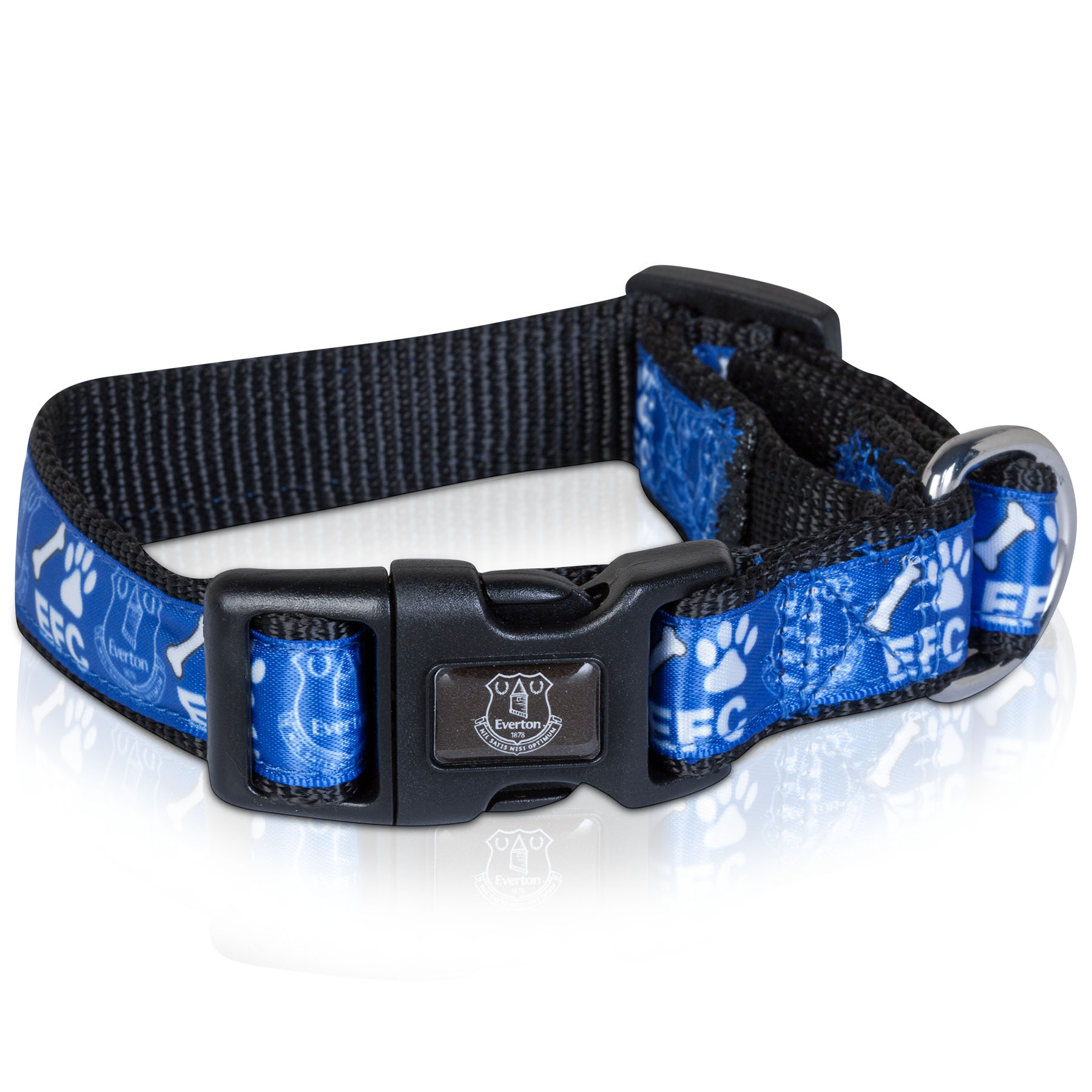 Everton Dog Collar Medium