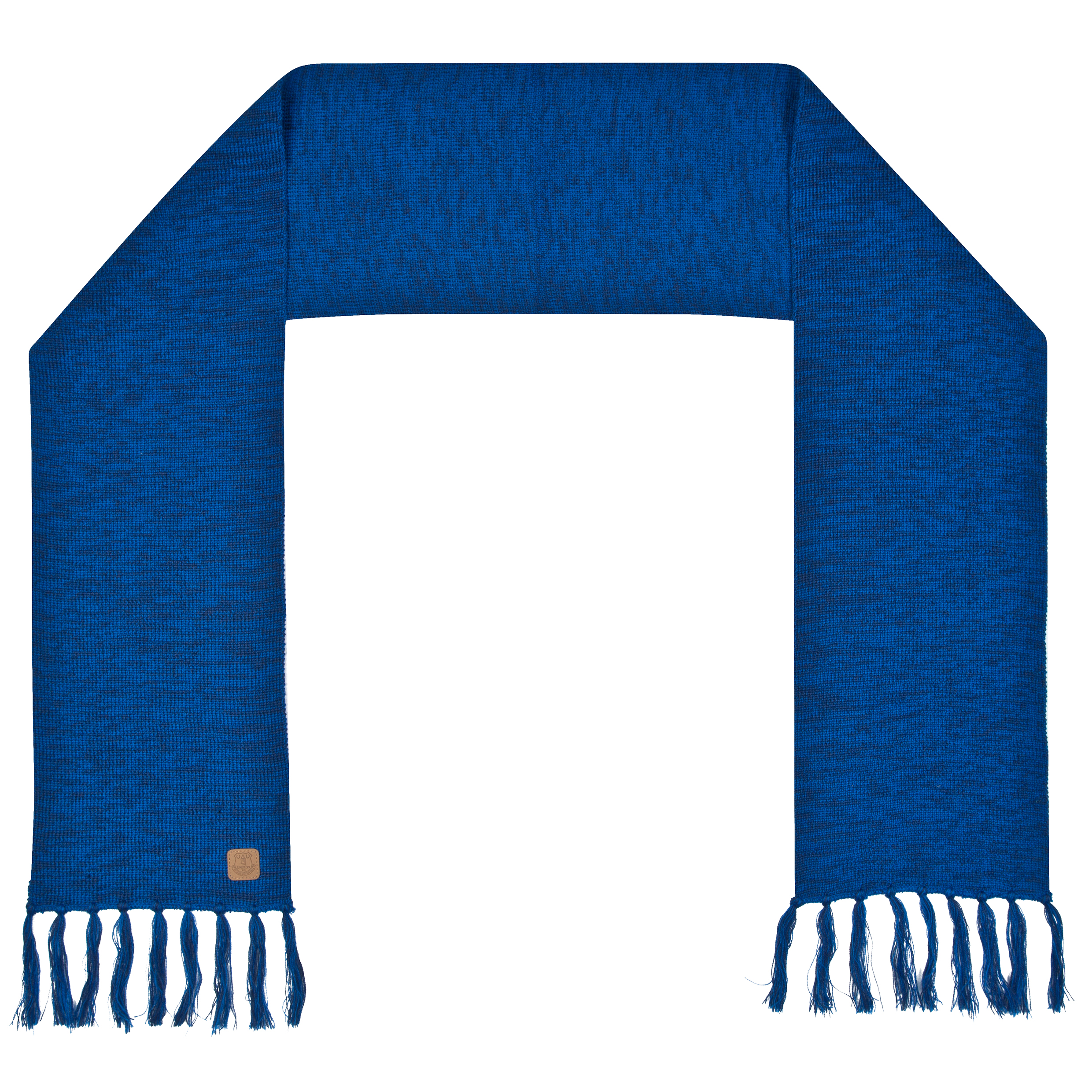 Everton Melange Scarf - Blue - Adult