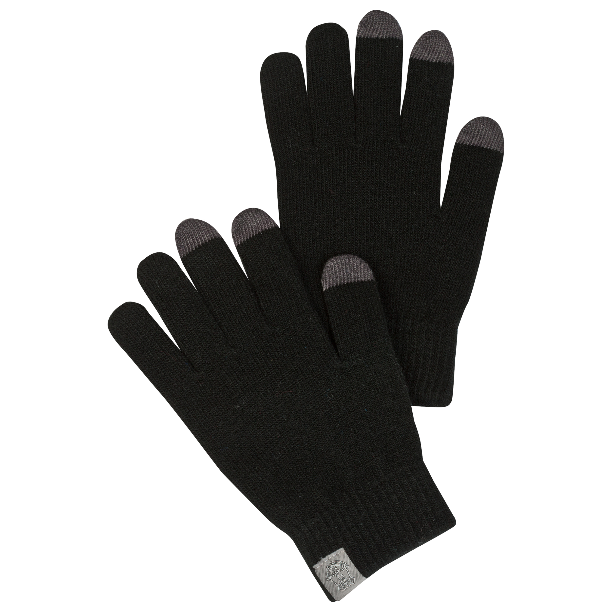Everton Touchscreen Gloves - Black - Adult