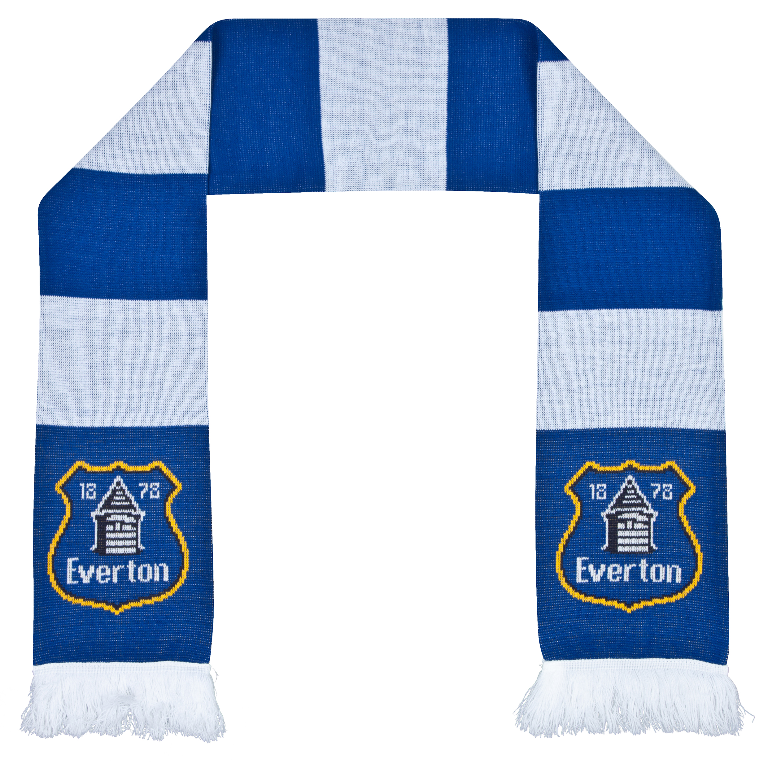 Everton Core Bar Scarf