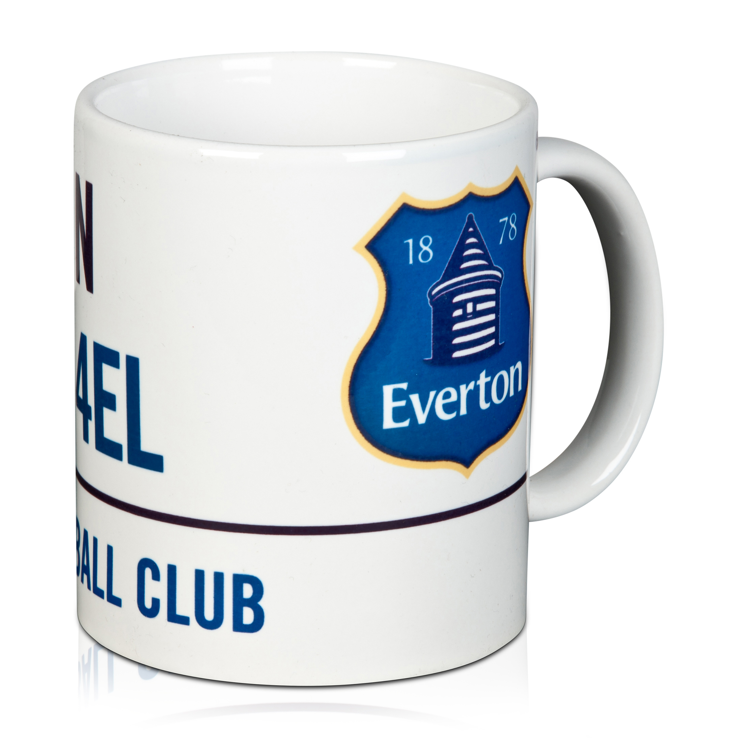 Everton Street Sign Mug