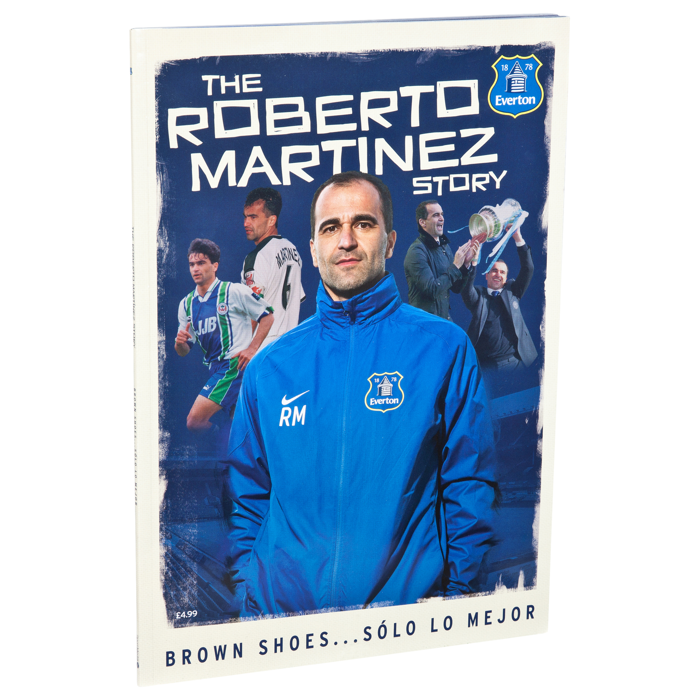 Everton Roberto Martinez Magazine