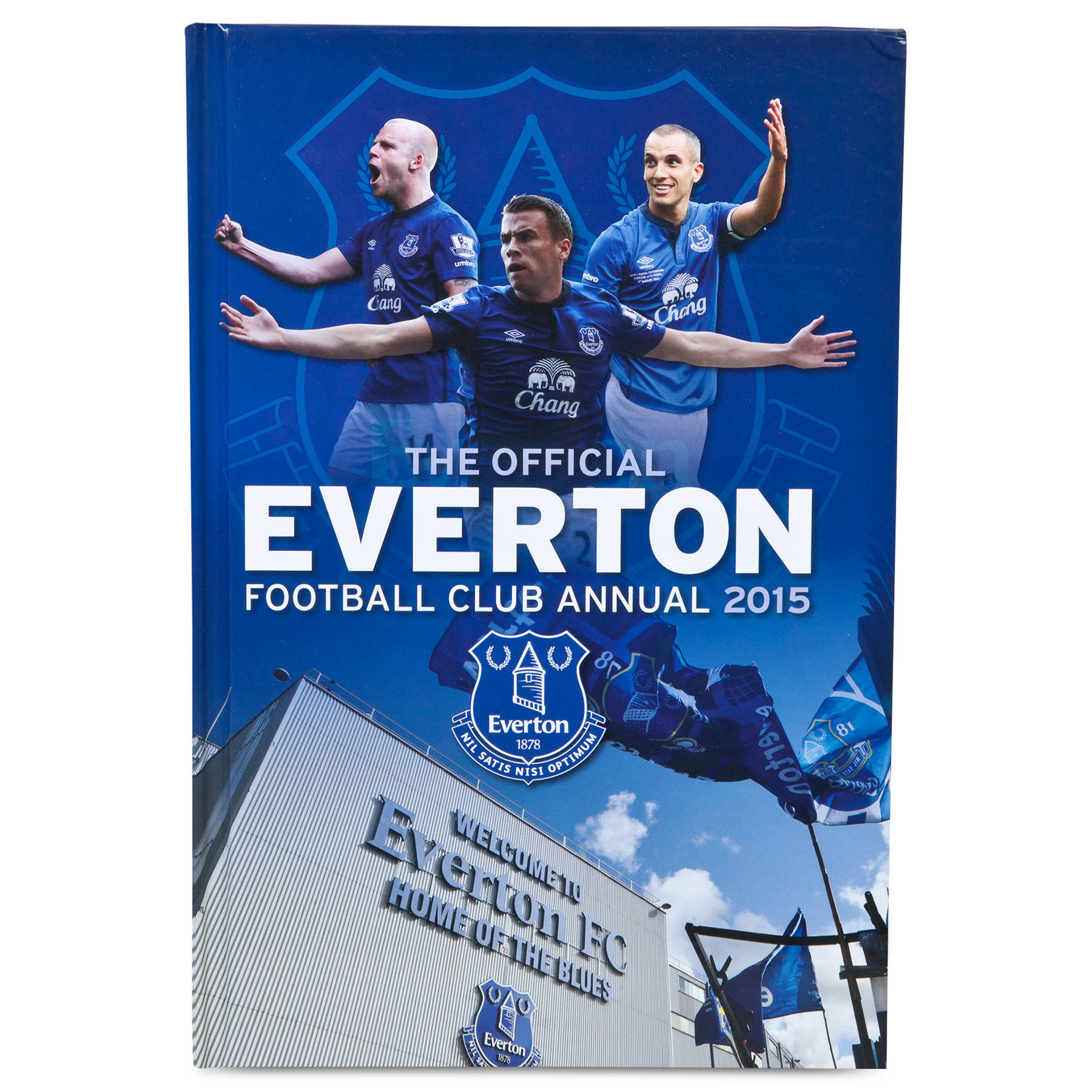 Everton Annual 2015