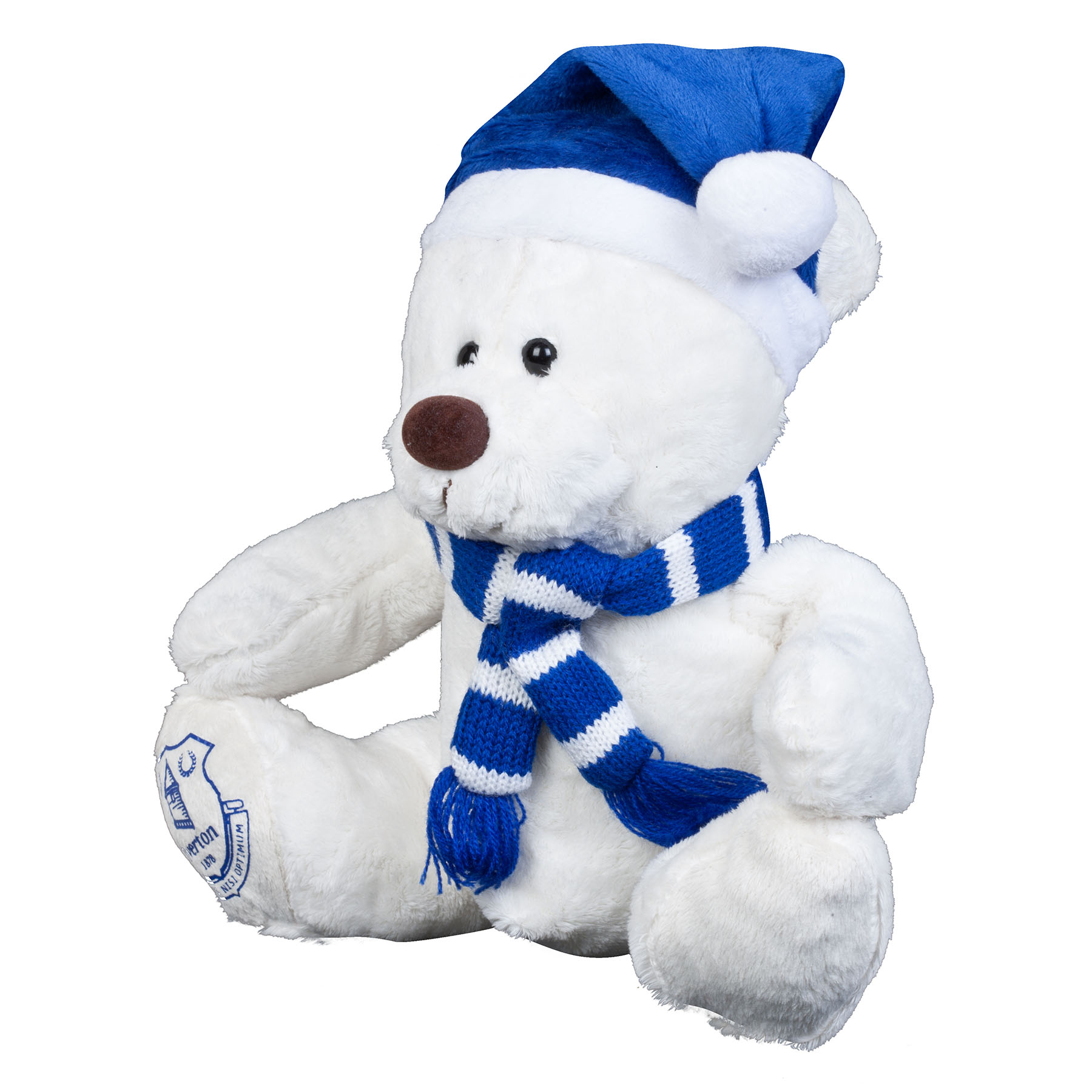 Everton 10 Inch Wilbur Bear