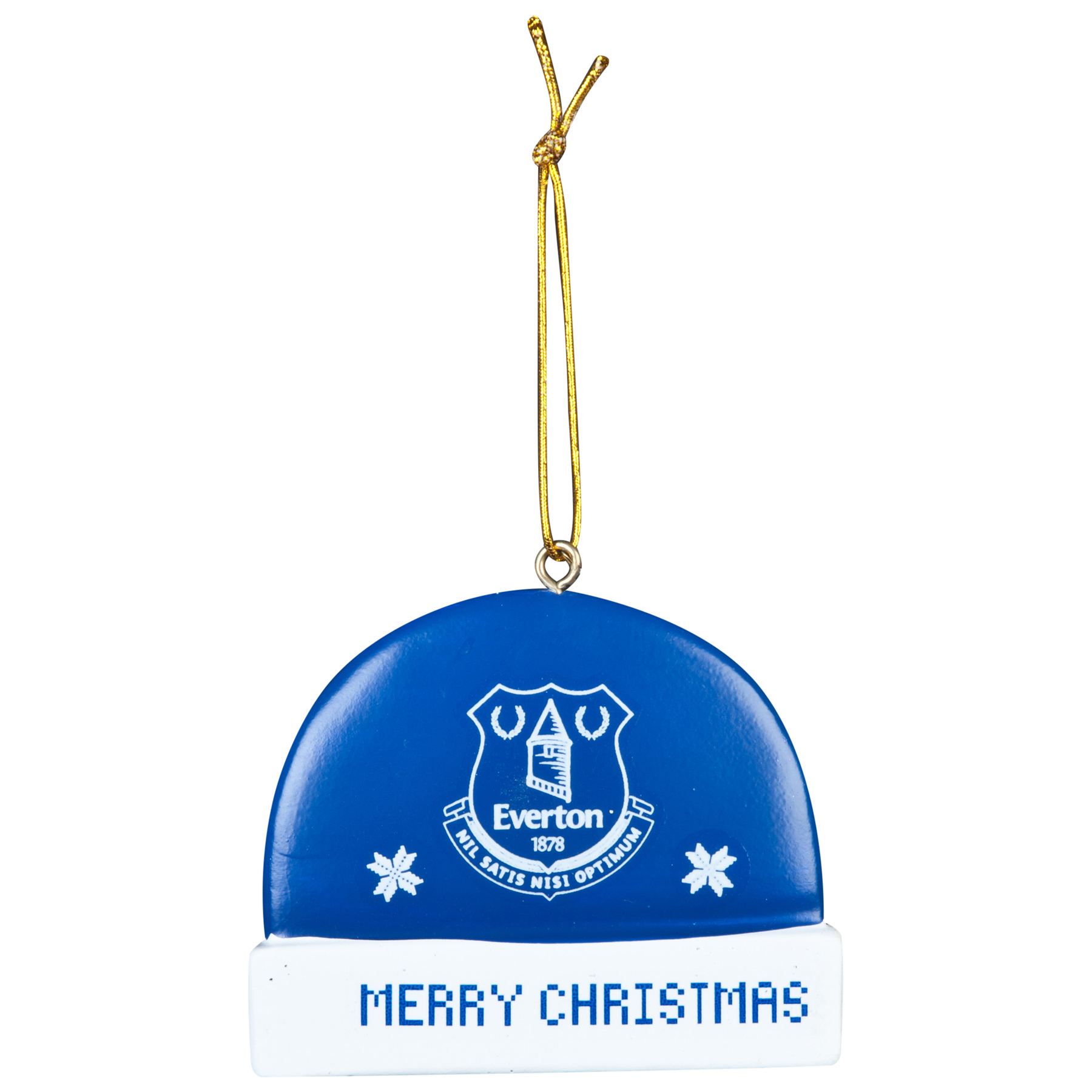 Everton Hat Tree Decoration