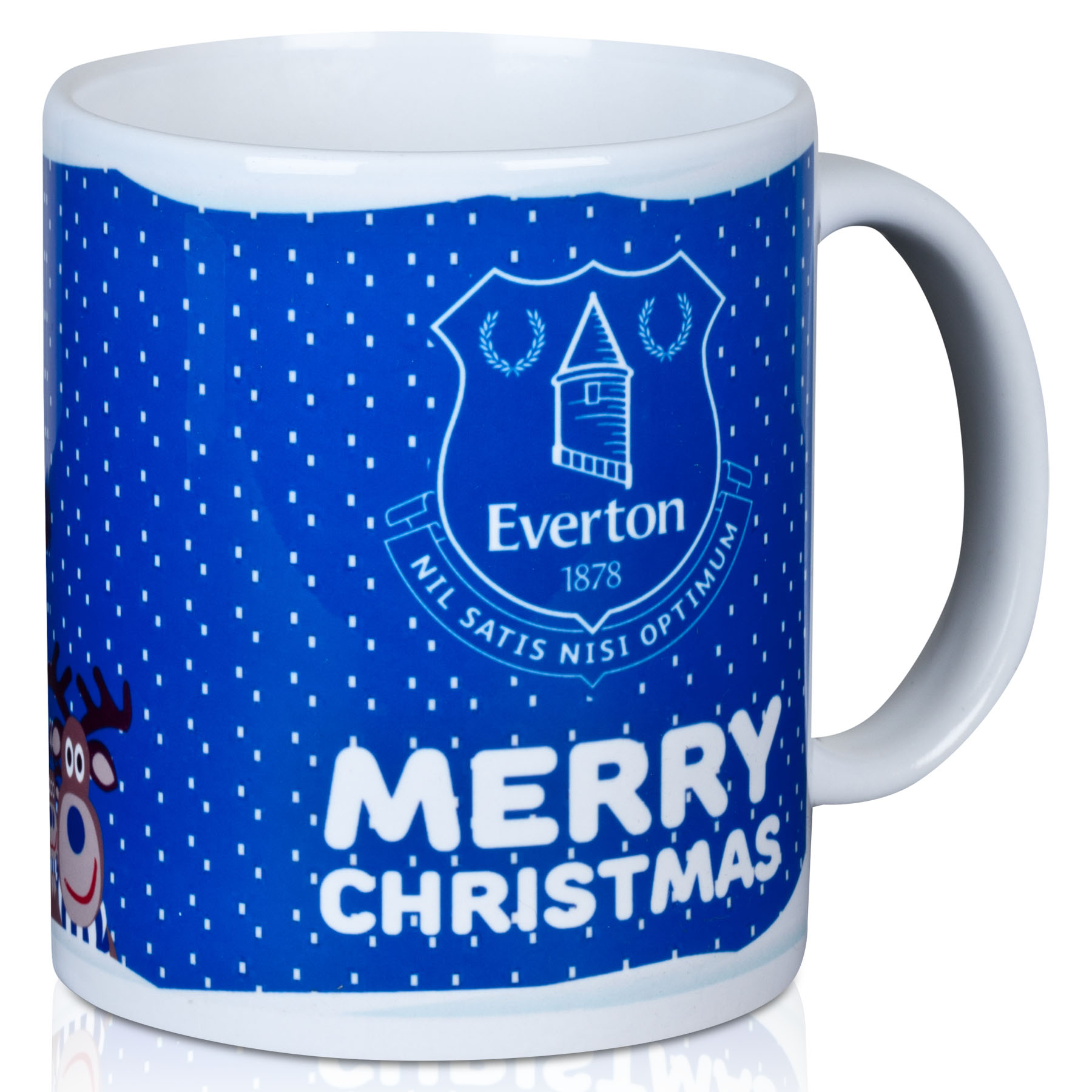 Everton Christmas Mug in Gift Box