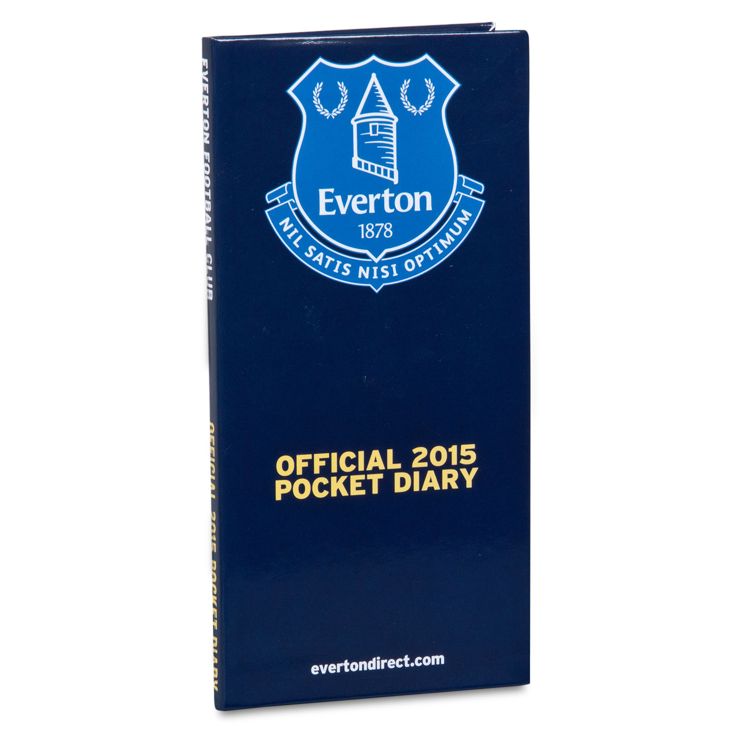 Everton Slim Diary 2015