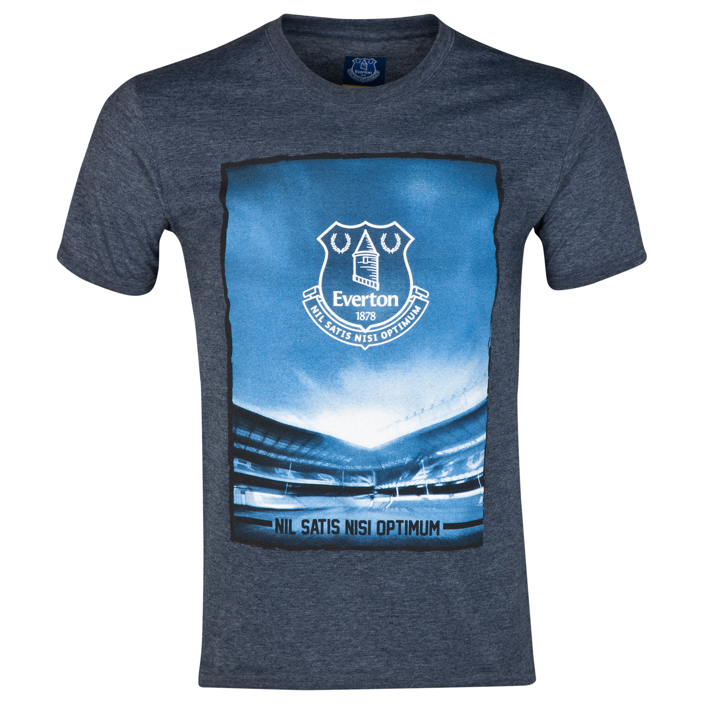 Everton 2for20 Stadium T-Shirt - Heather Navy