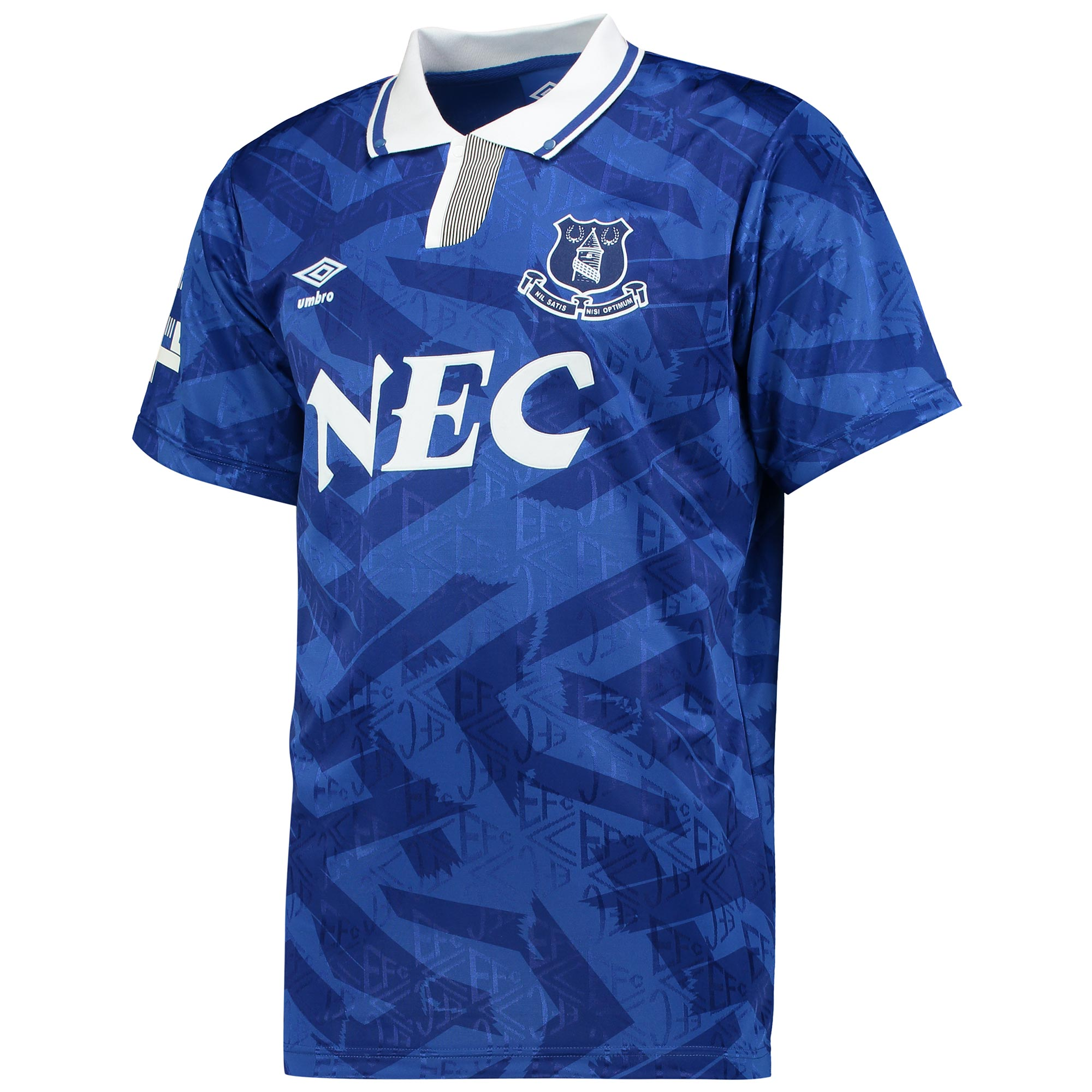 Everton 1992 Home Shirt