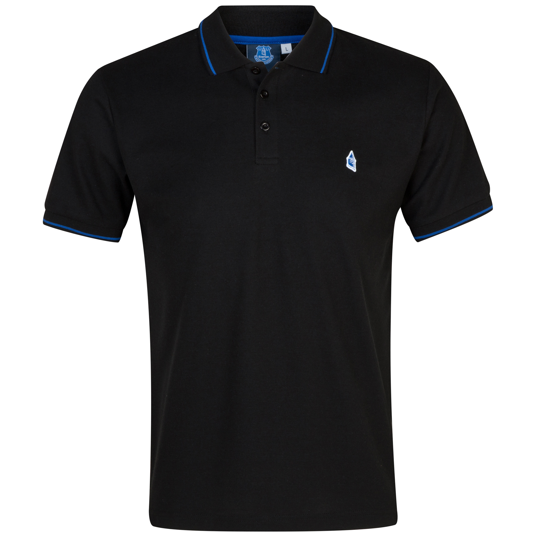 Everton Polo 2 for 30 - Black - Mens
