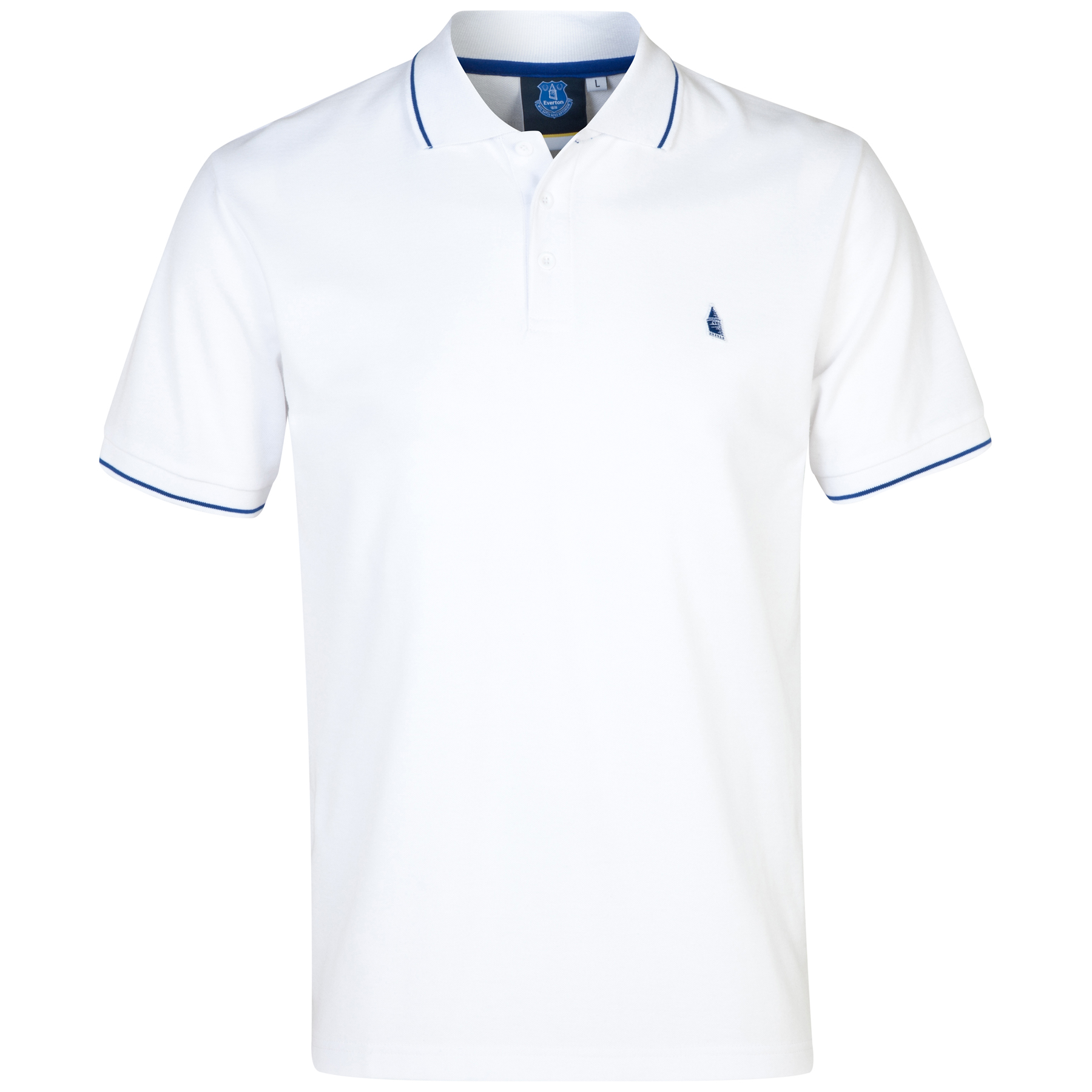 Everton Polo 2 for 30 - White - Mens