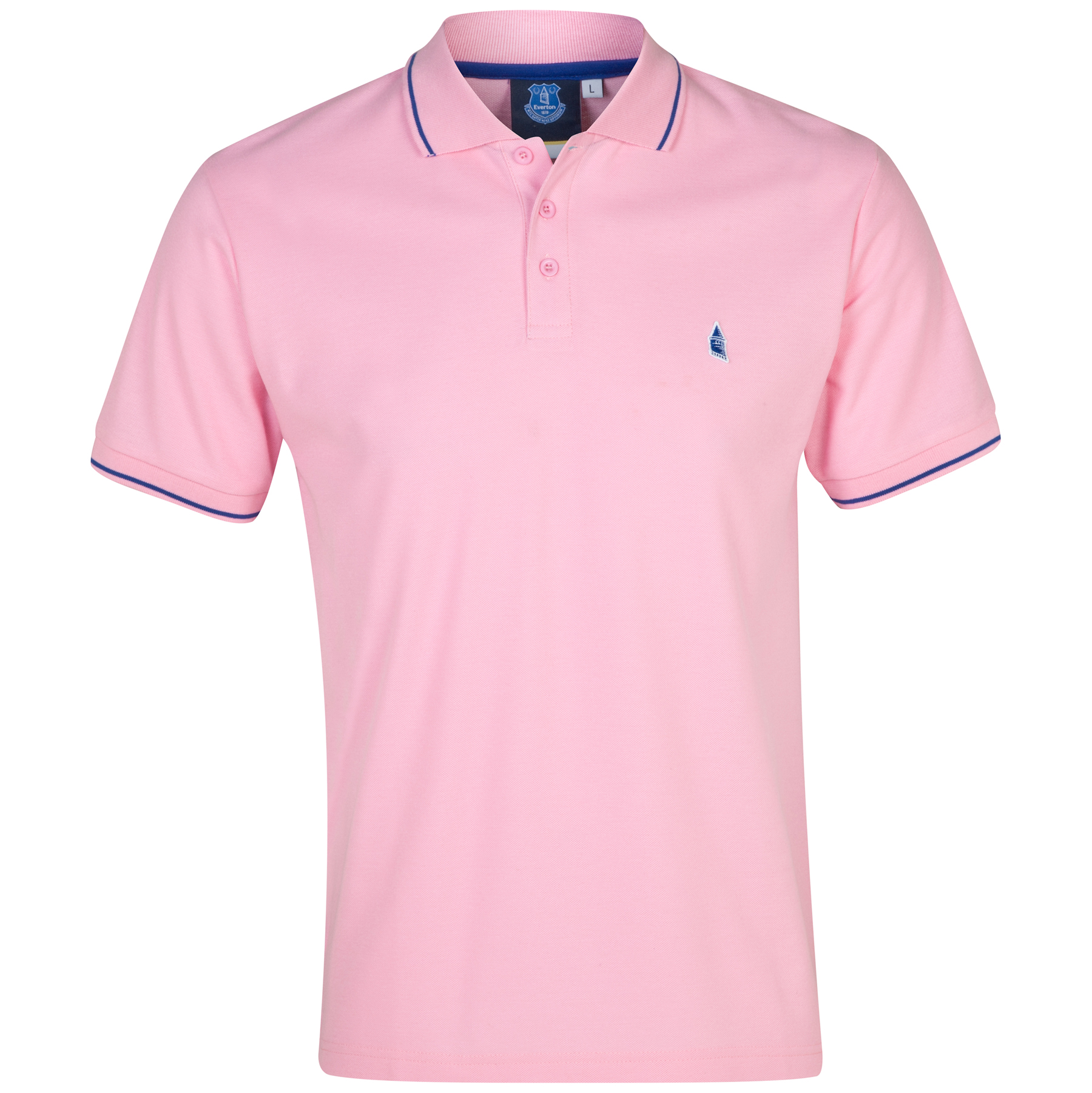 Everton Polo 2 for 30 - Pink - Mens