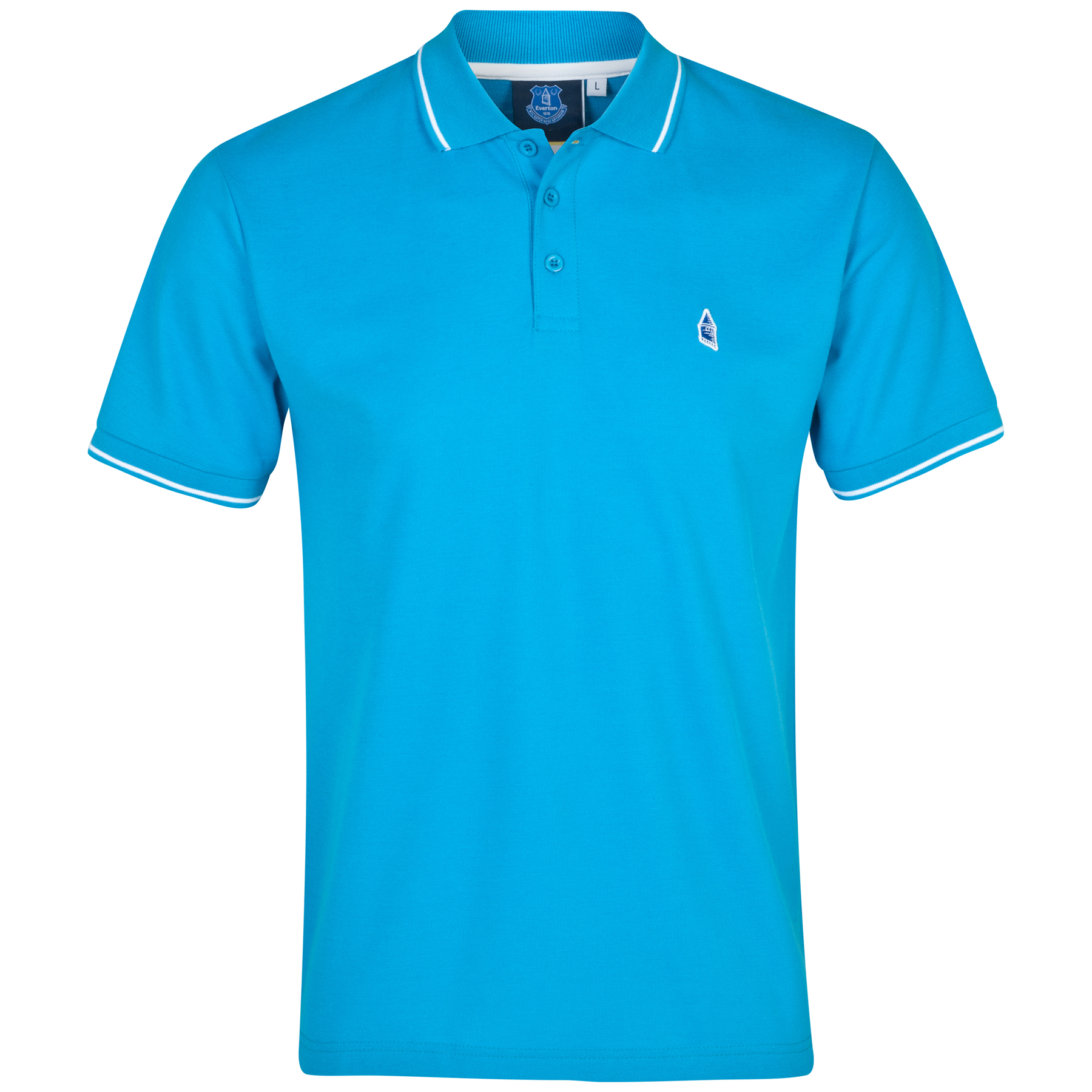 Everton Polo 2 for 30 - Blue - Mens