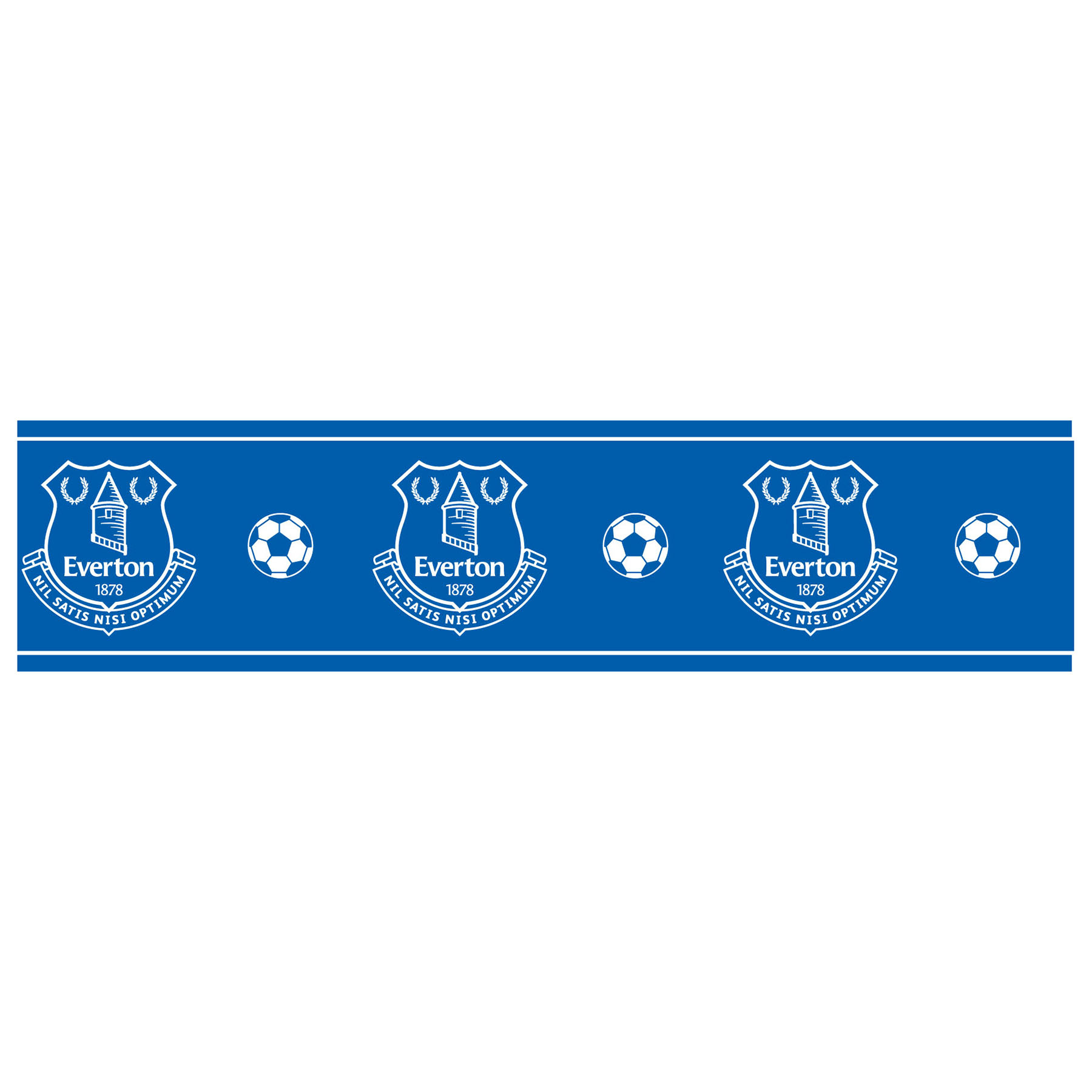 Everton Wallpaper Border
