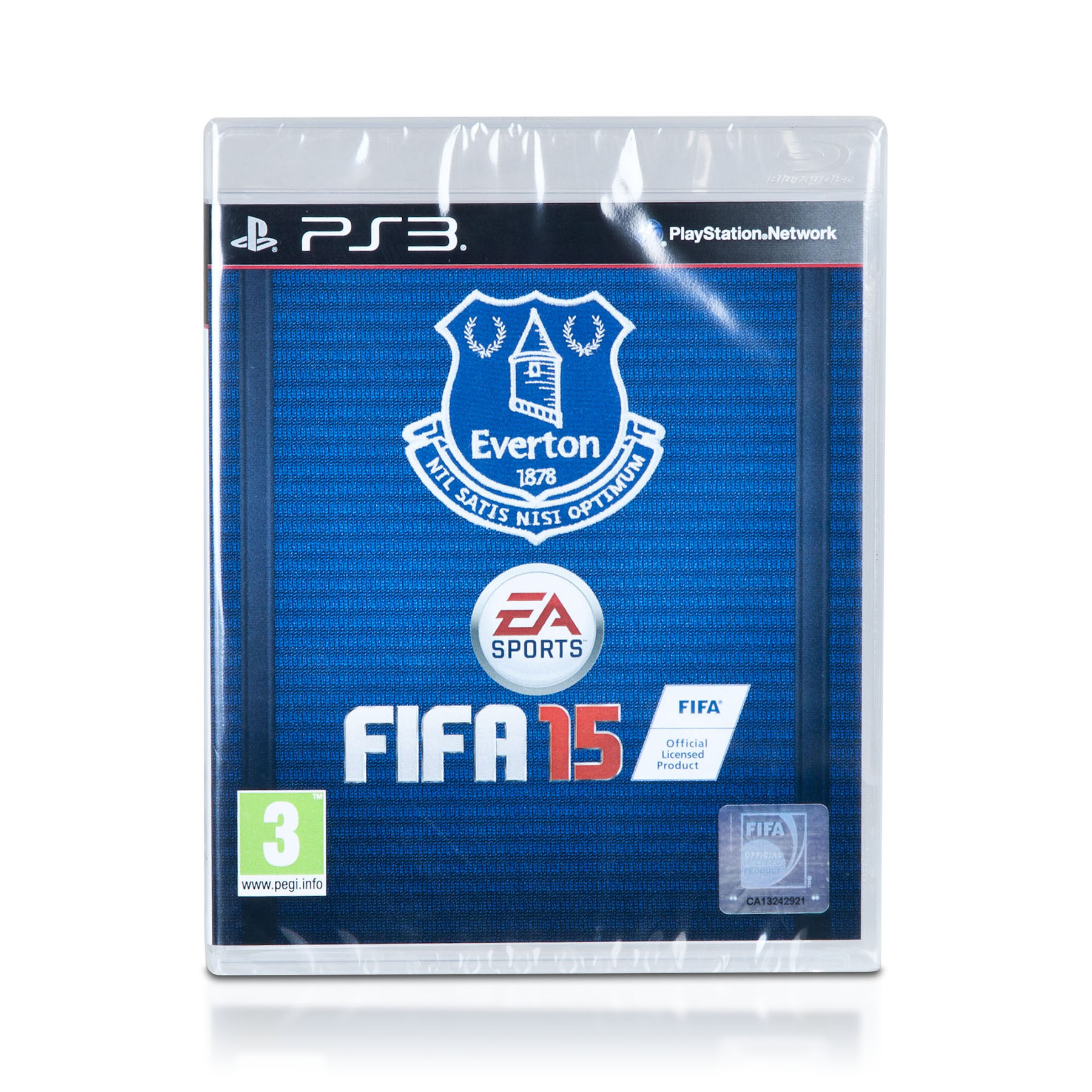 Everton Fifa 15 PS3 - Exclusive Cover