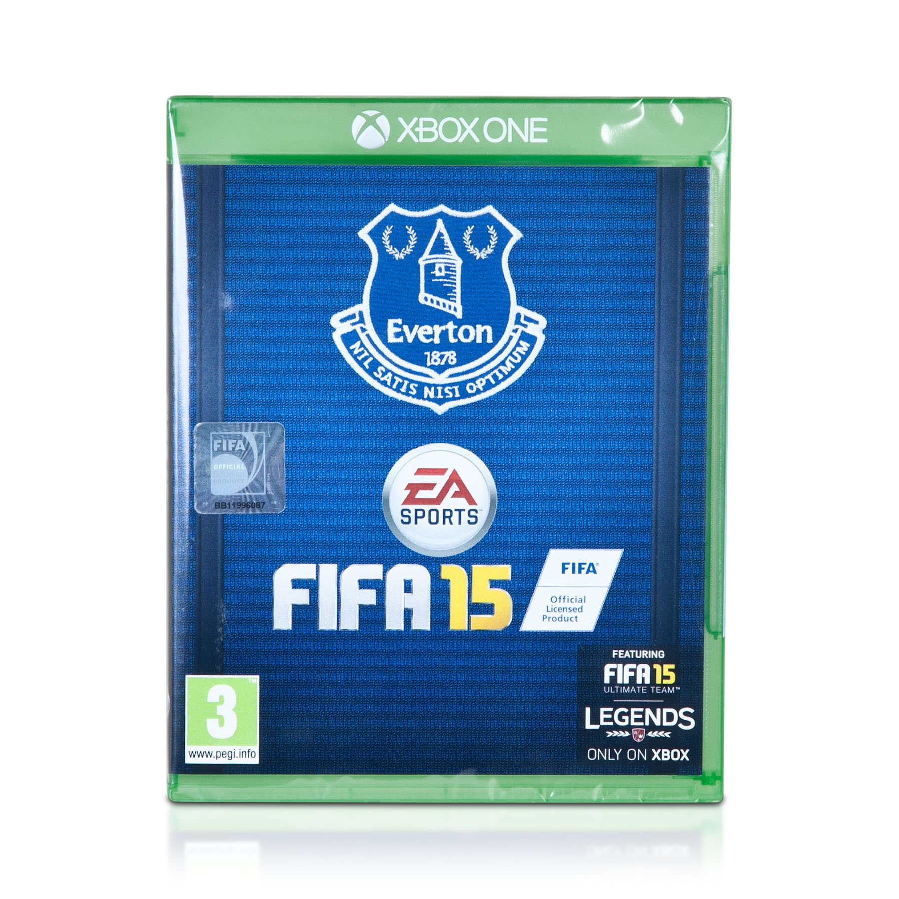 Everton Fifa 15 Xbox 1 - Exclusive Cover