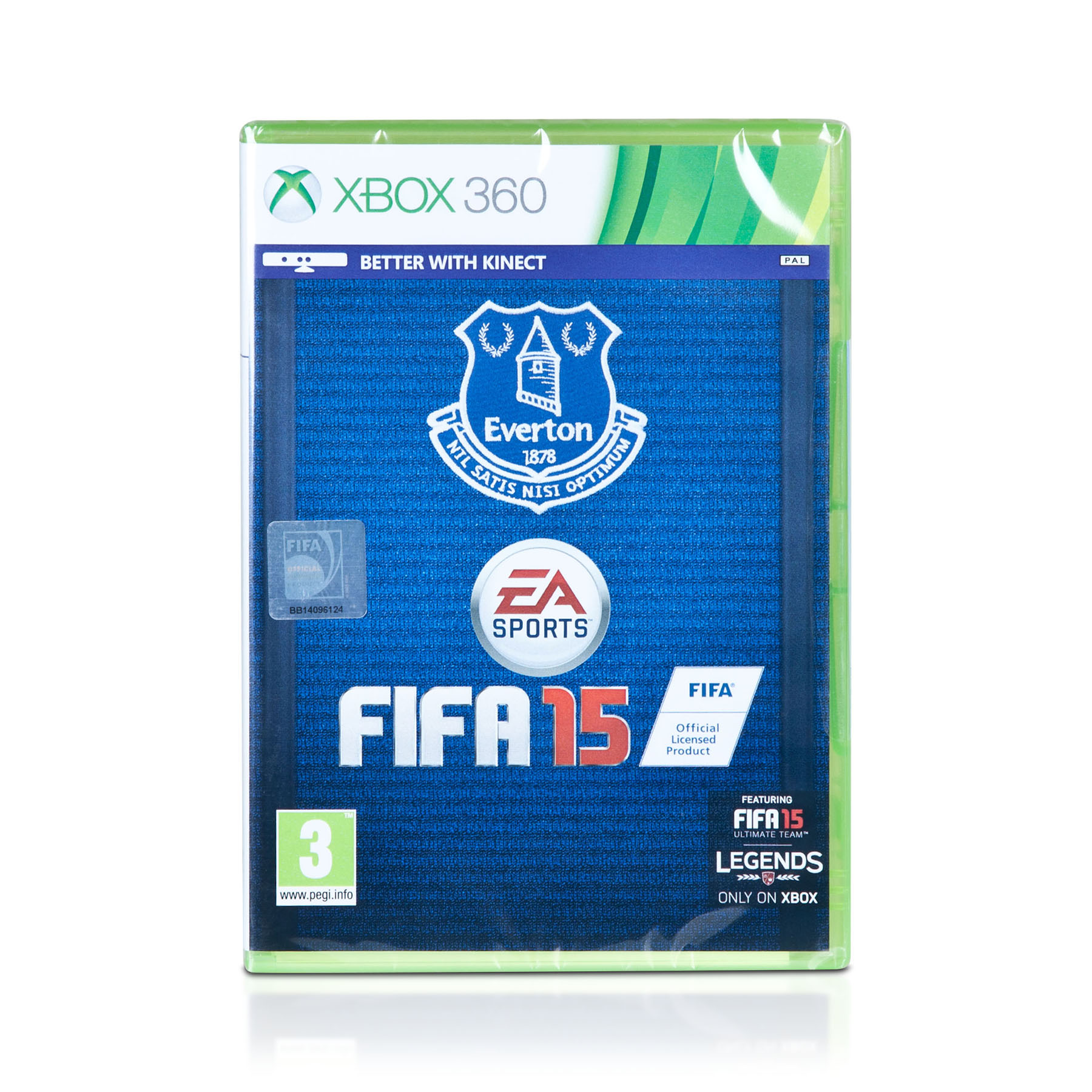Everton Fifa 15 Xbox 360 - Exclusive Cover