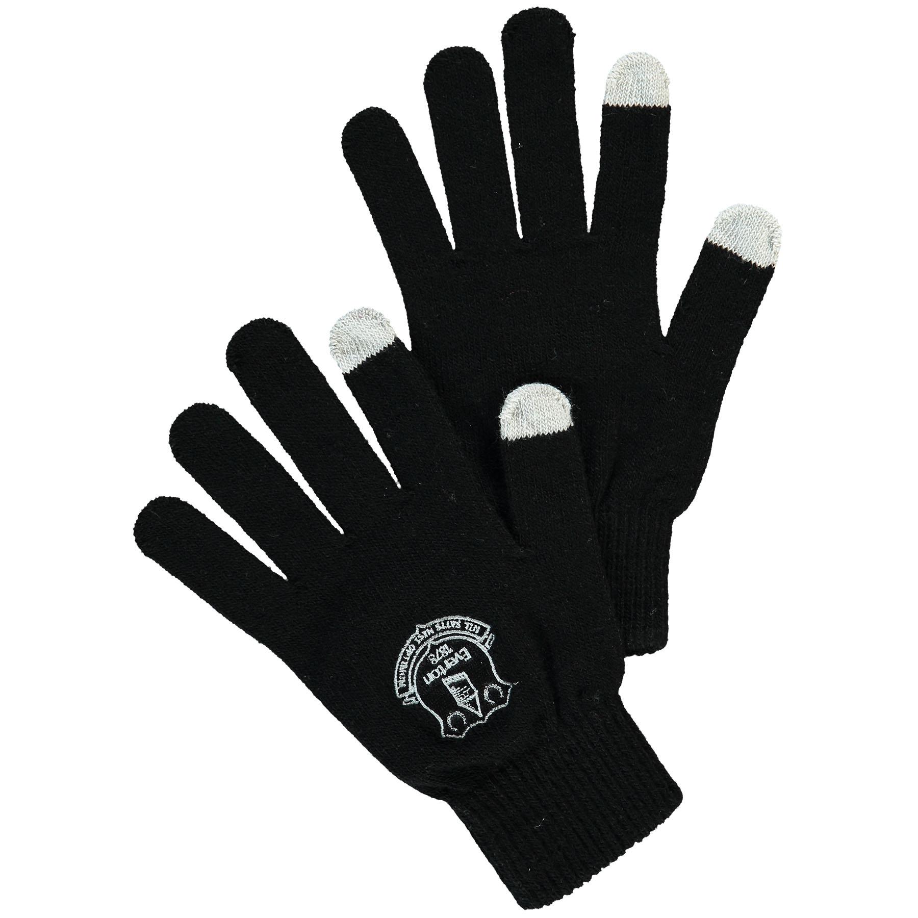 Everton Core Touchscreen Gloves - Black - Adult