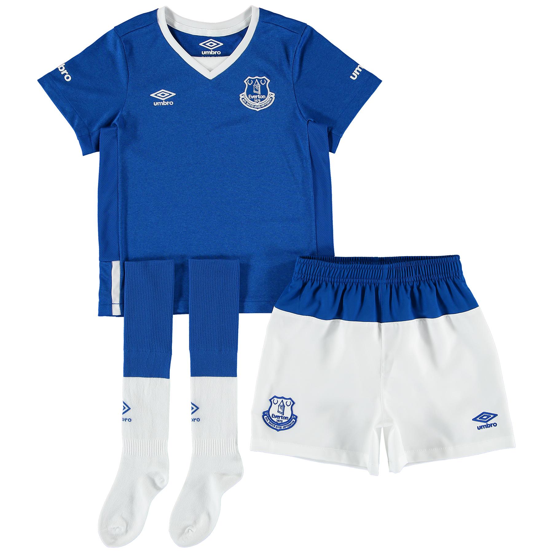 Everton Home Infant Kit 201516