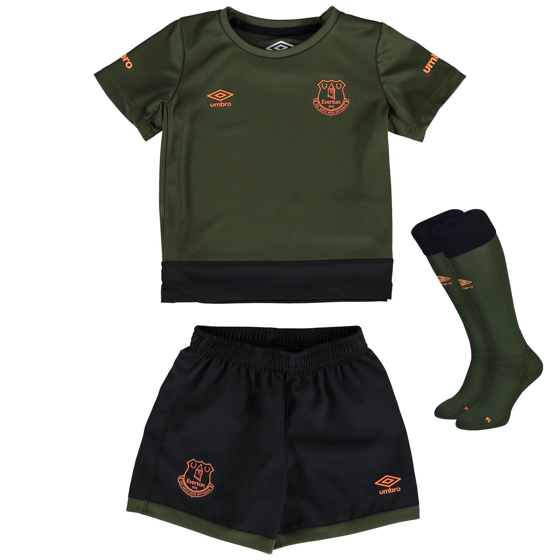 Everton Third Baby Kit 201516