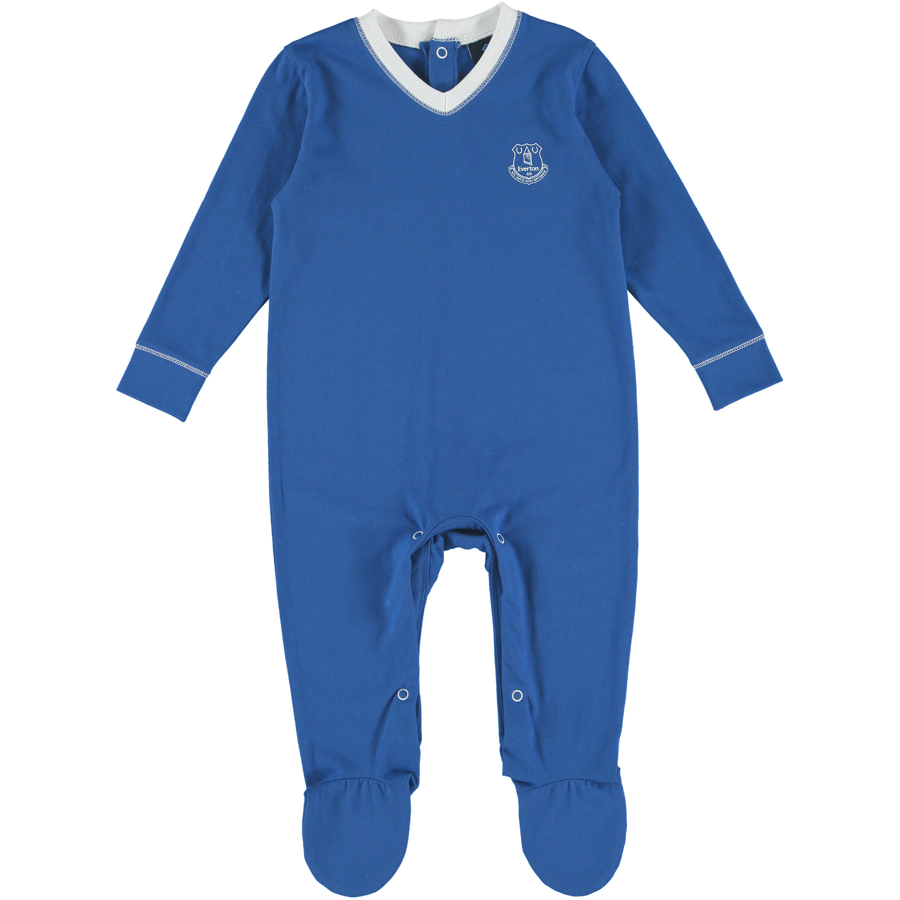 Everton 15/16 Kit Sleepsuit - Everton Blue - Baby